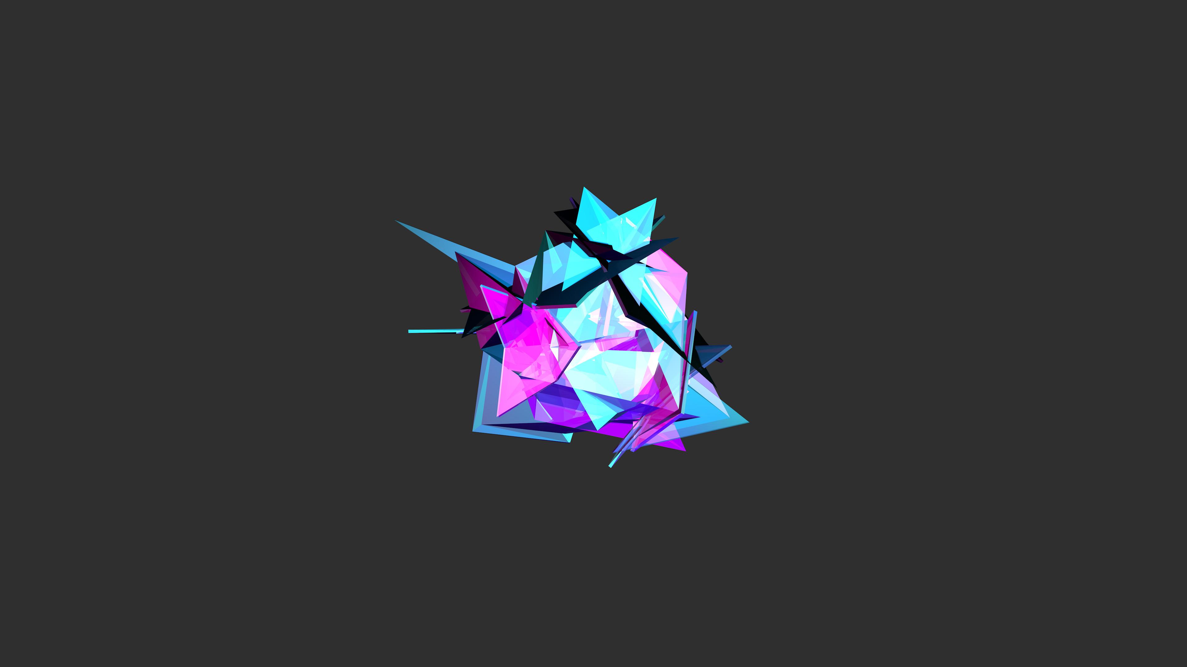 … purple/blue facet by raj3n