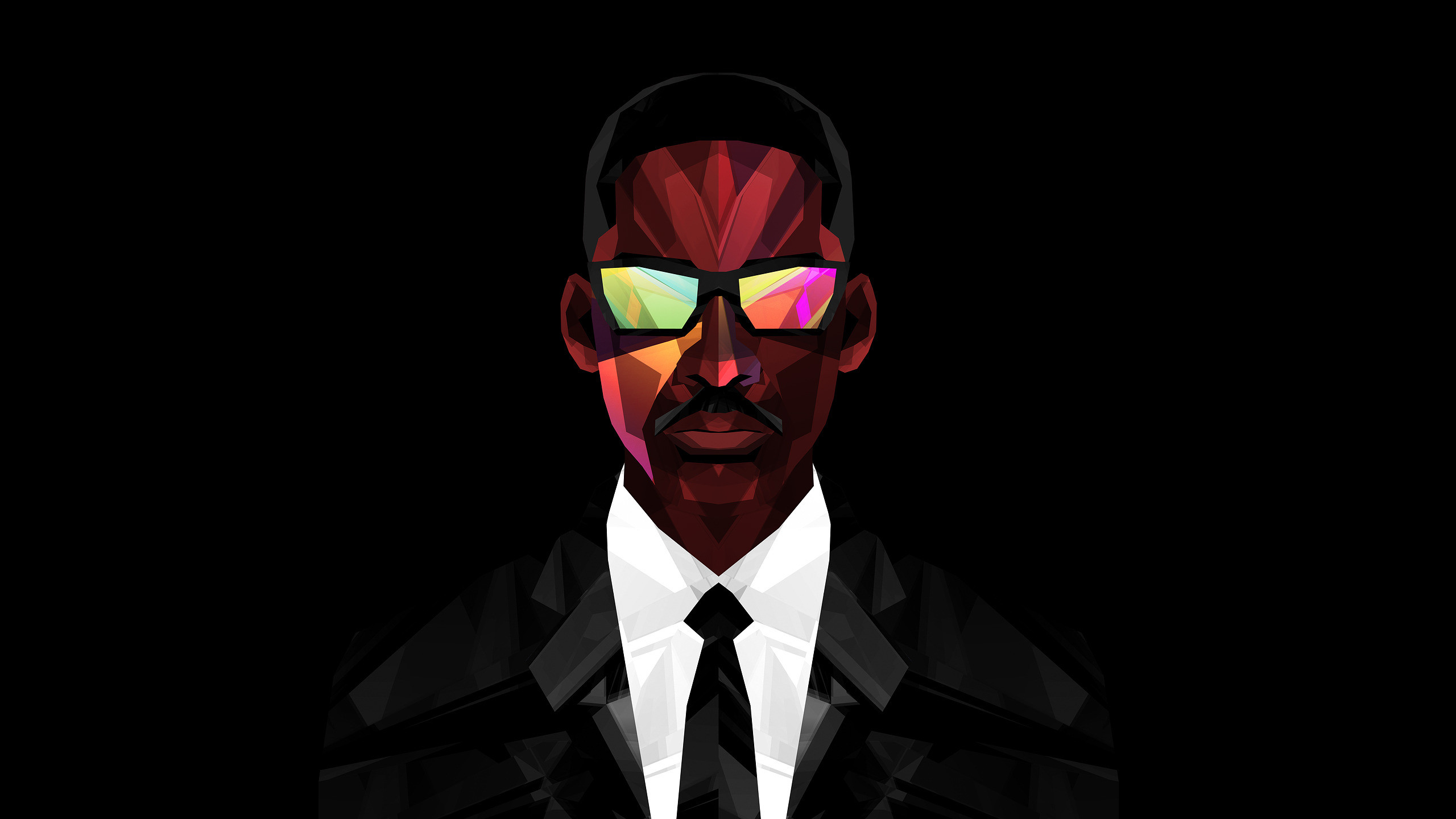 iPhone Low Poly Men in Black Will Smith – Wallpaper | iPhone Wallpapers  Black | Pinterest | Low poly and Wallpaper