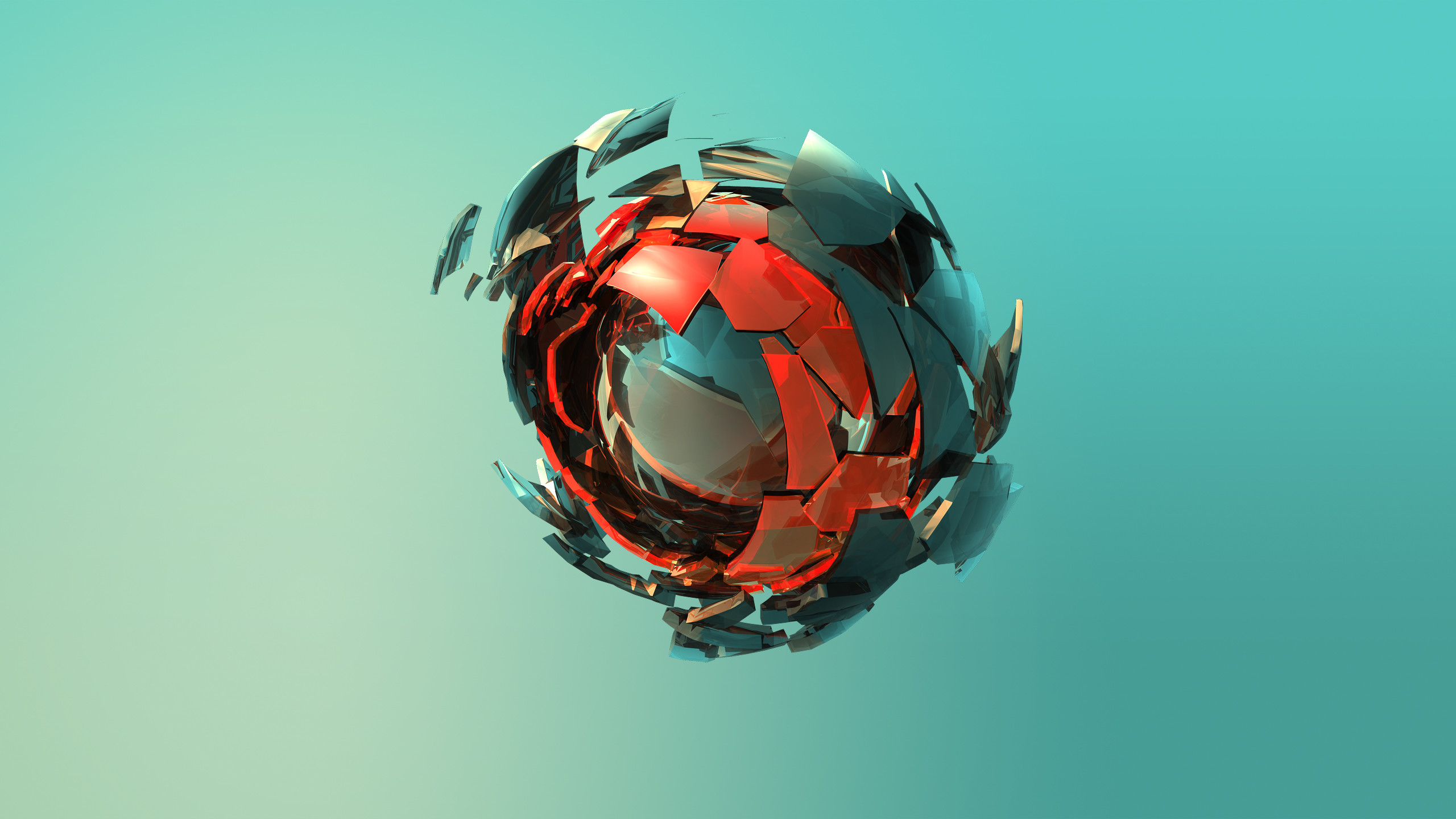 HD Wallpaper | Background ID:716806. Abstract Facets