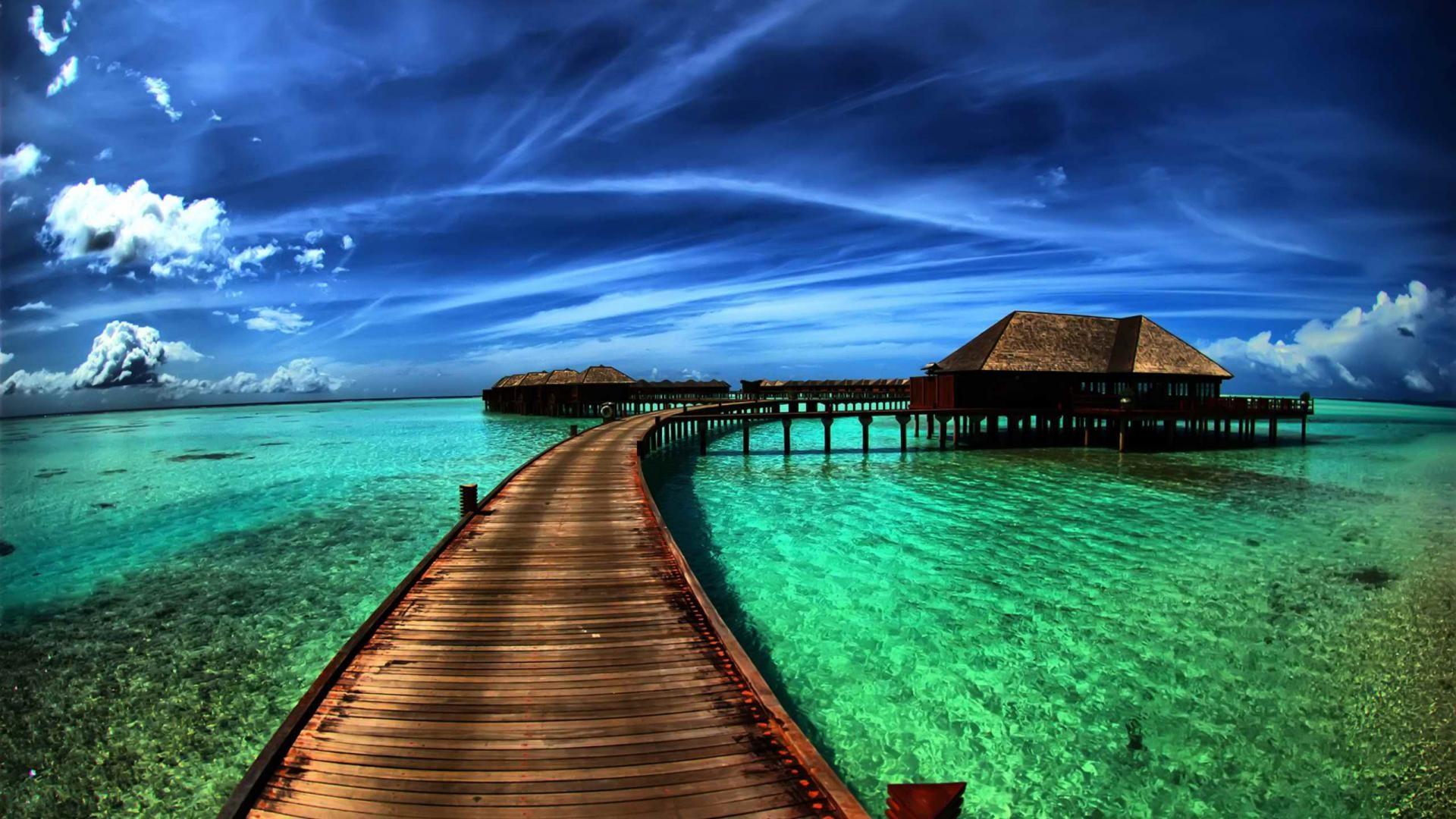 Download Best Beach Background Wallpaper | Full HD Wallpapers