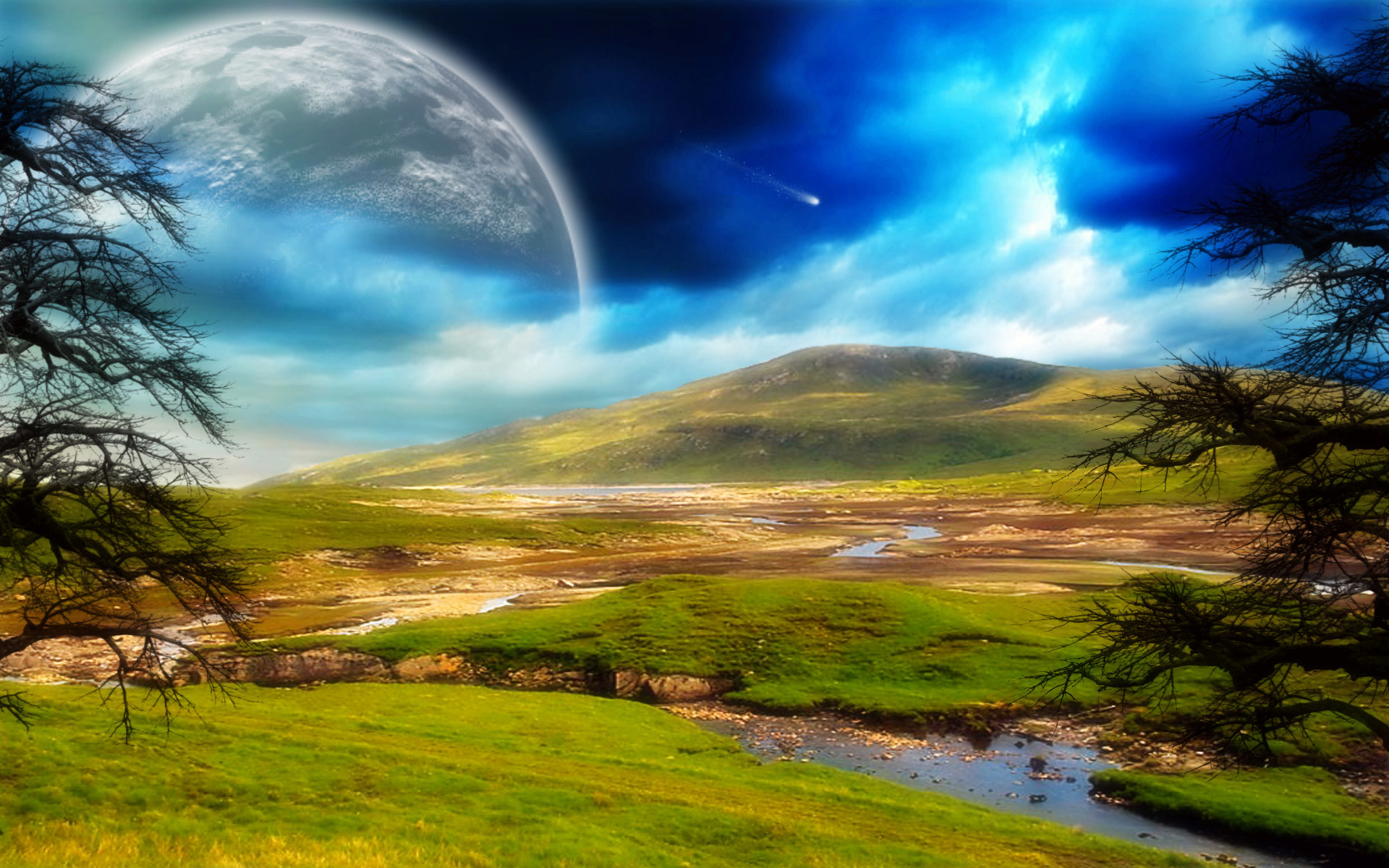 Sci Fi – Landscape Wallpapers and Backgrounds