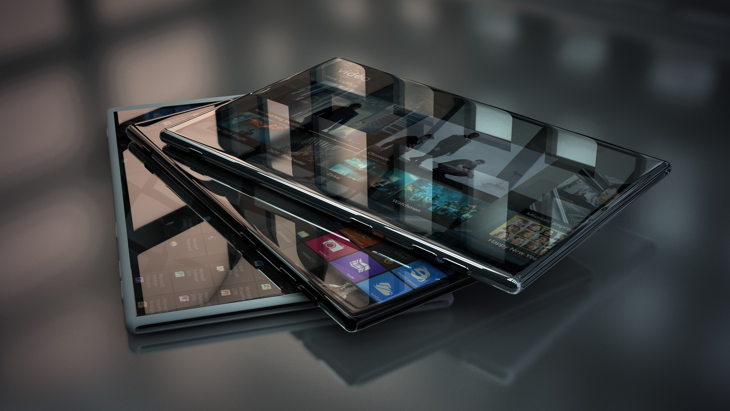 Concept Phones
