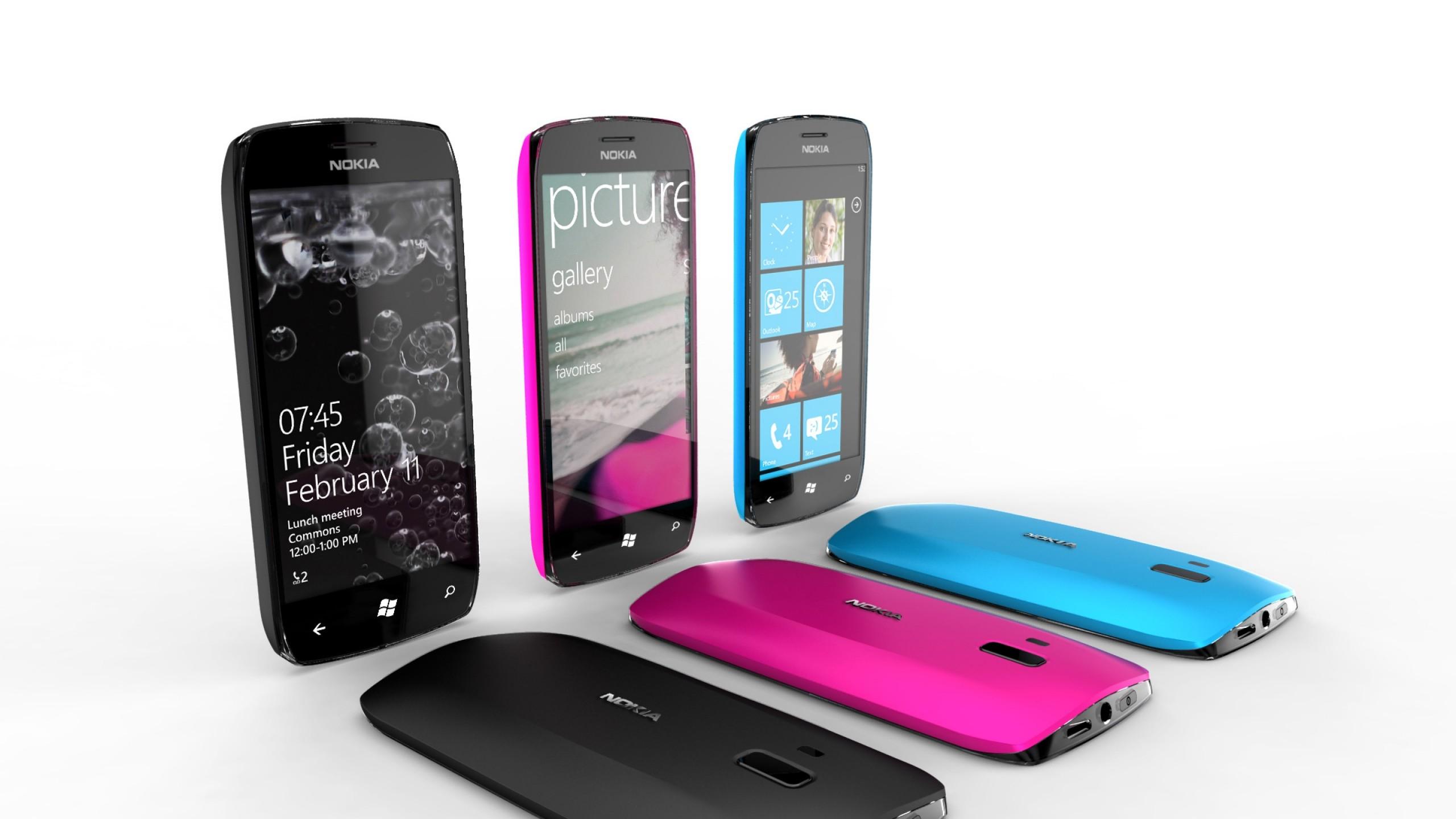 Wallpaper nokia, windows phone, concept, novelty, mobile phone,  smartphone