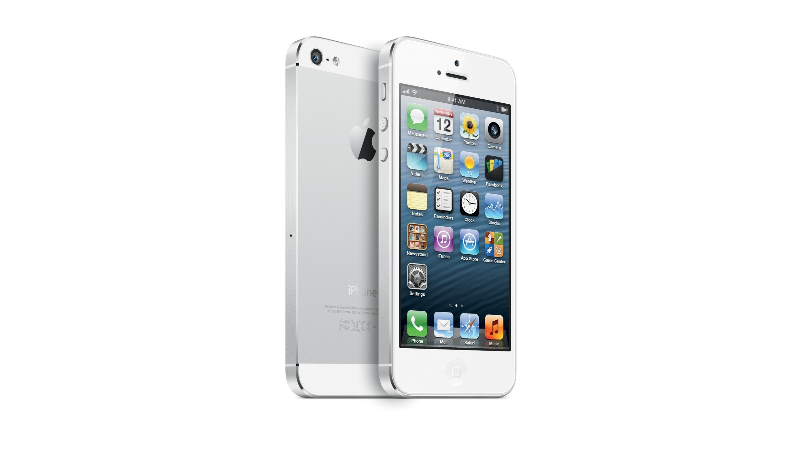 Wallpaper iphone 5, apple, mobile phone, white, model, touch  screen