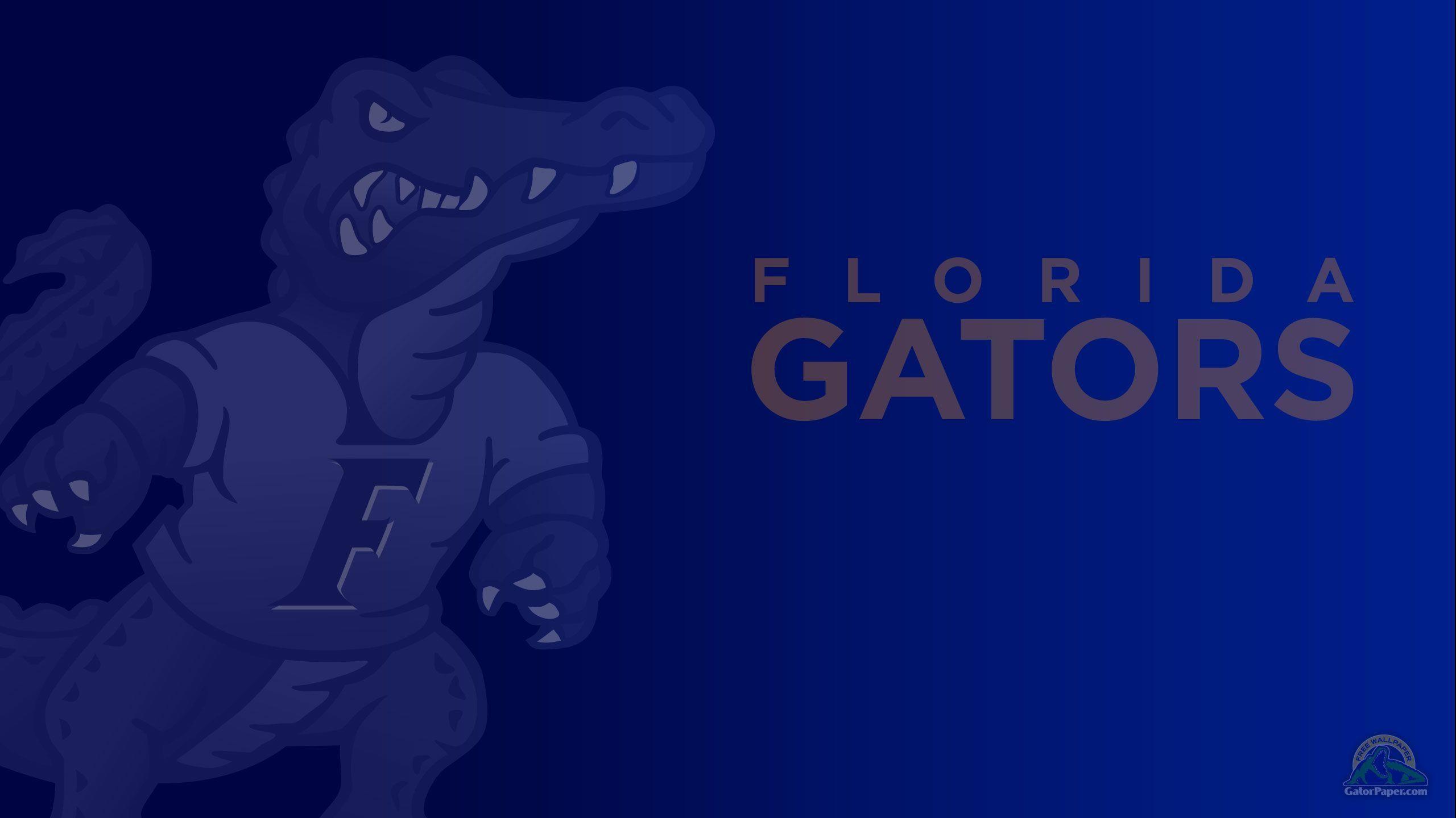 Florida gator screensaver