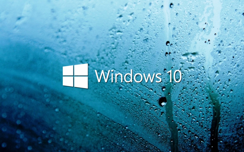 Windows 10 Computer HD Wallpaper