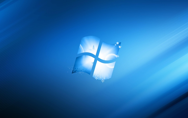 cool windows 10 blue hd wallpaper