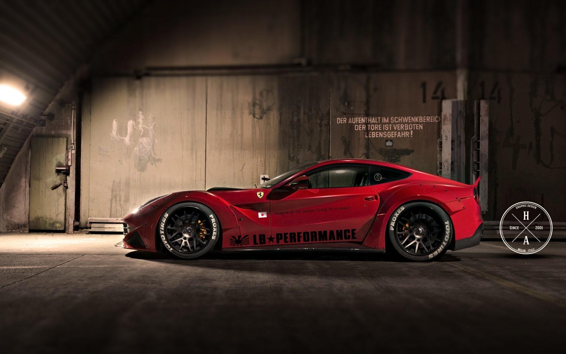Ferrari F12 Japan Sport Car 4k Ultra HD Wallpaper