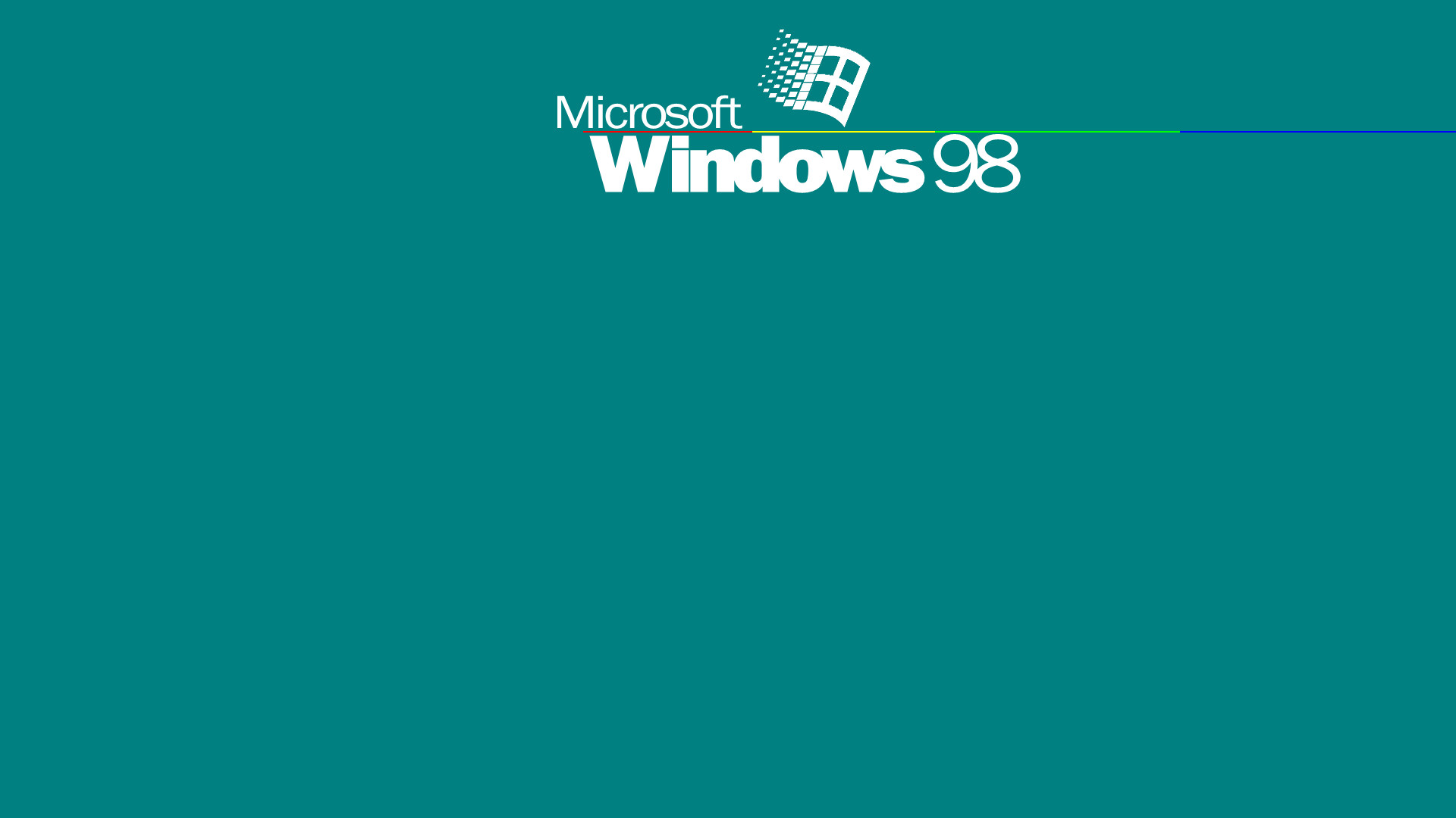 Wallpapers For > Windows 98 Wallpaper