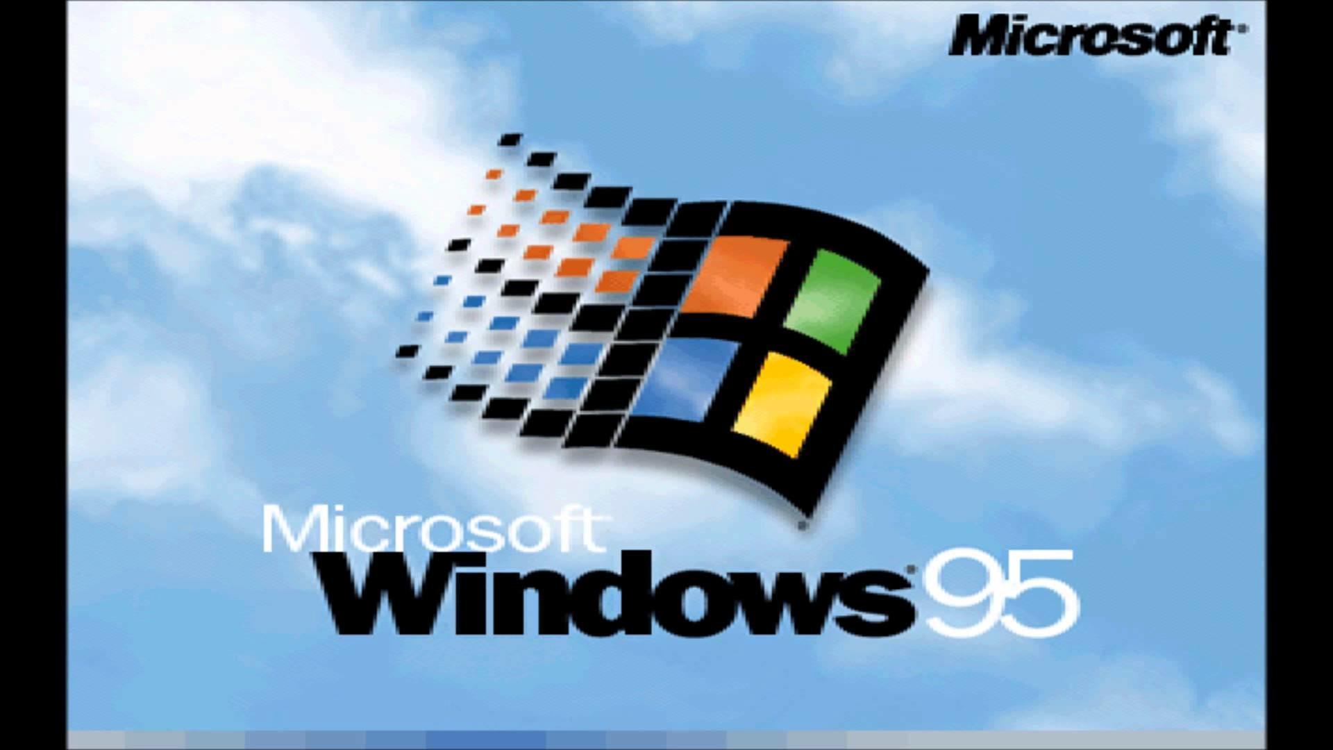 Microsoft Windows 95 Startup Sound