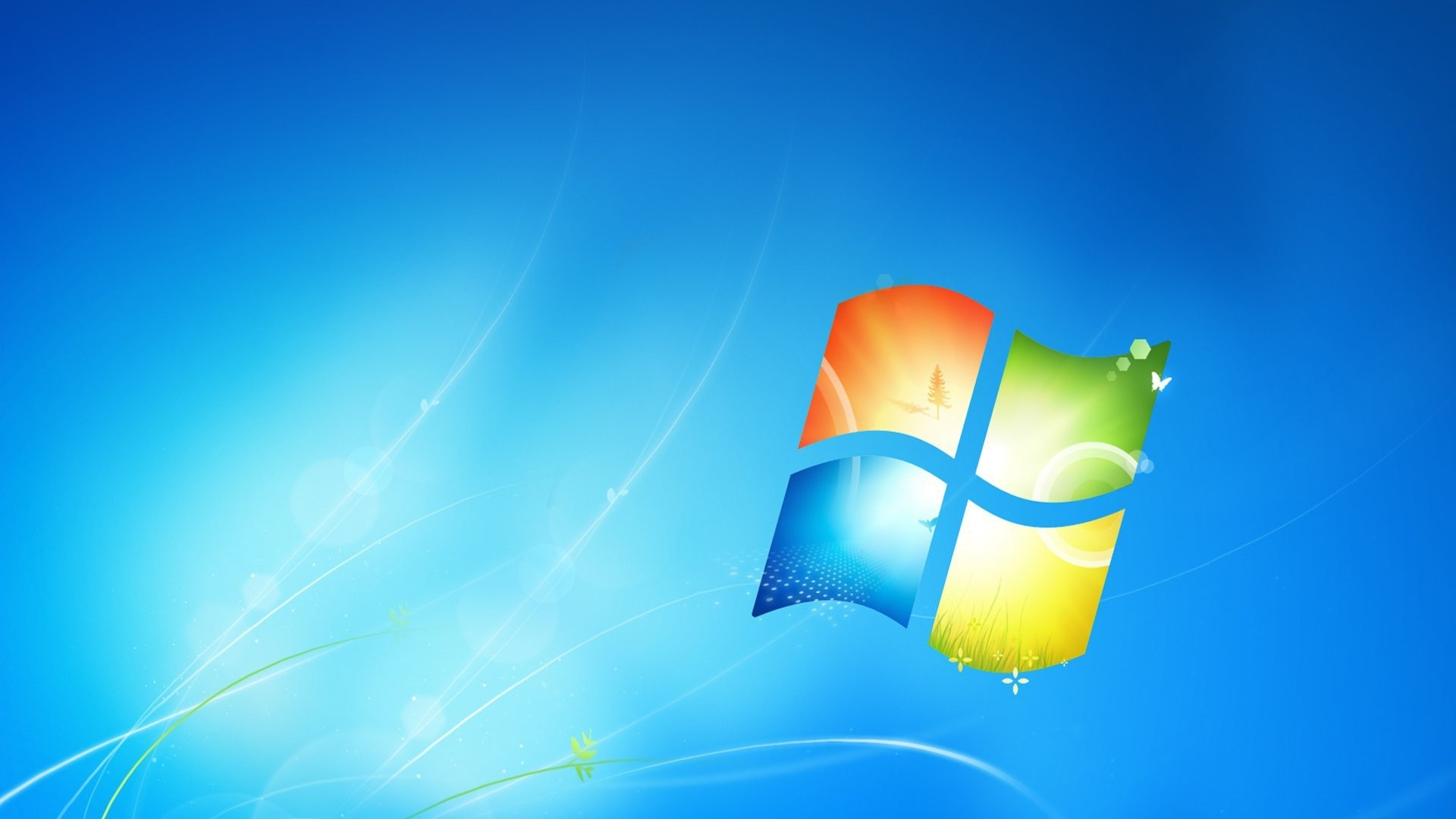 Windows 7 Original Backgrounds (71 Wallpapers)