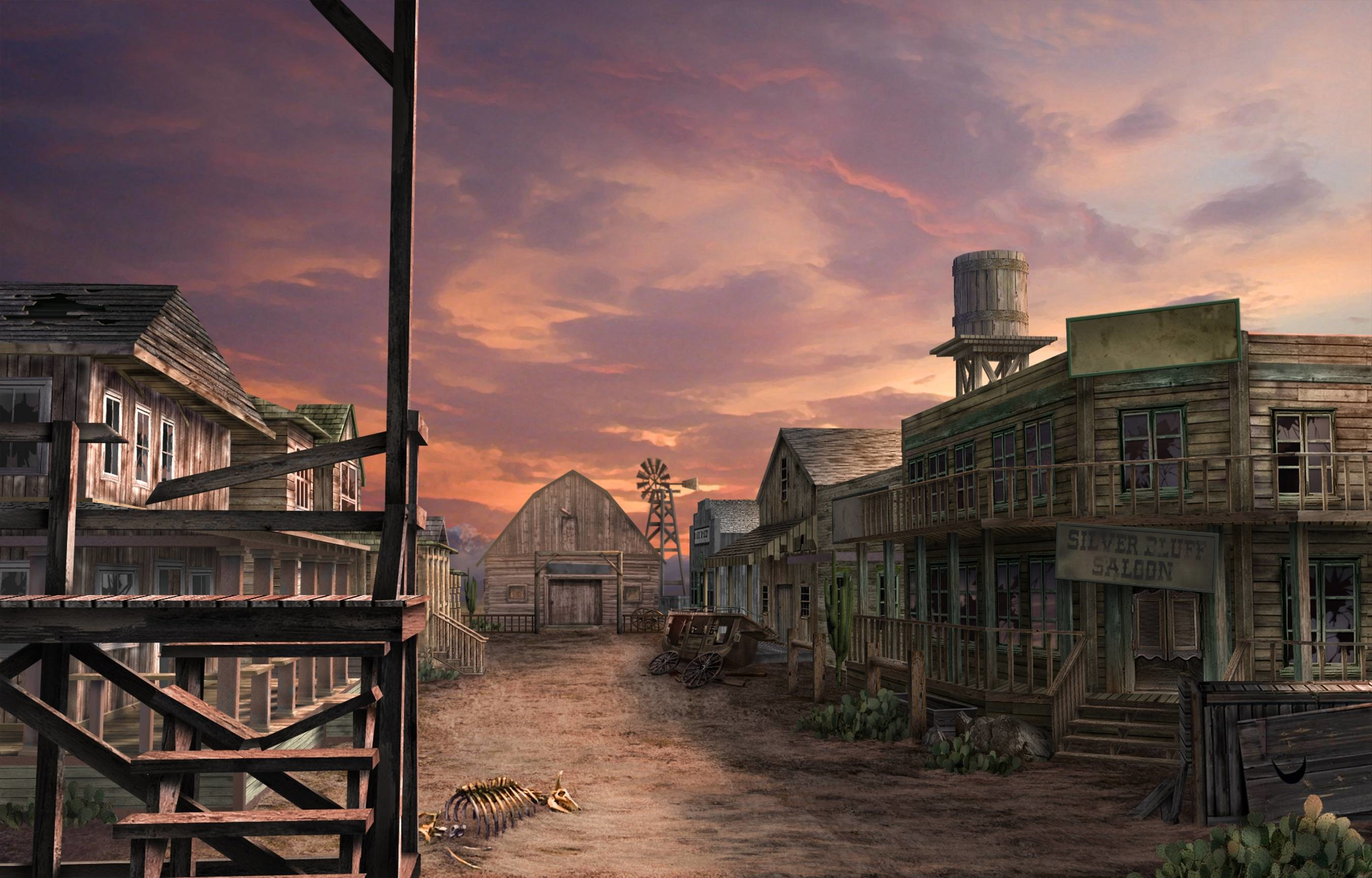 Wild West Backgrounds Car Pictures
