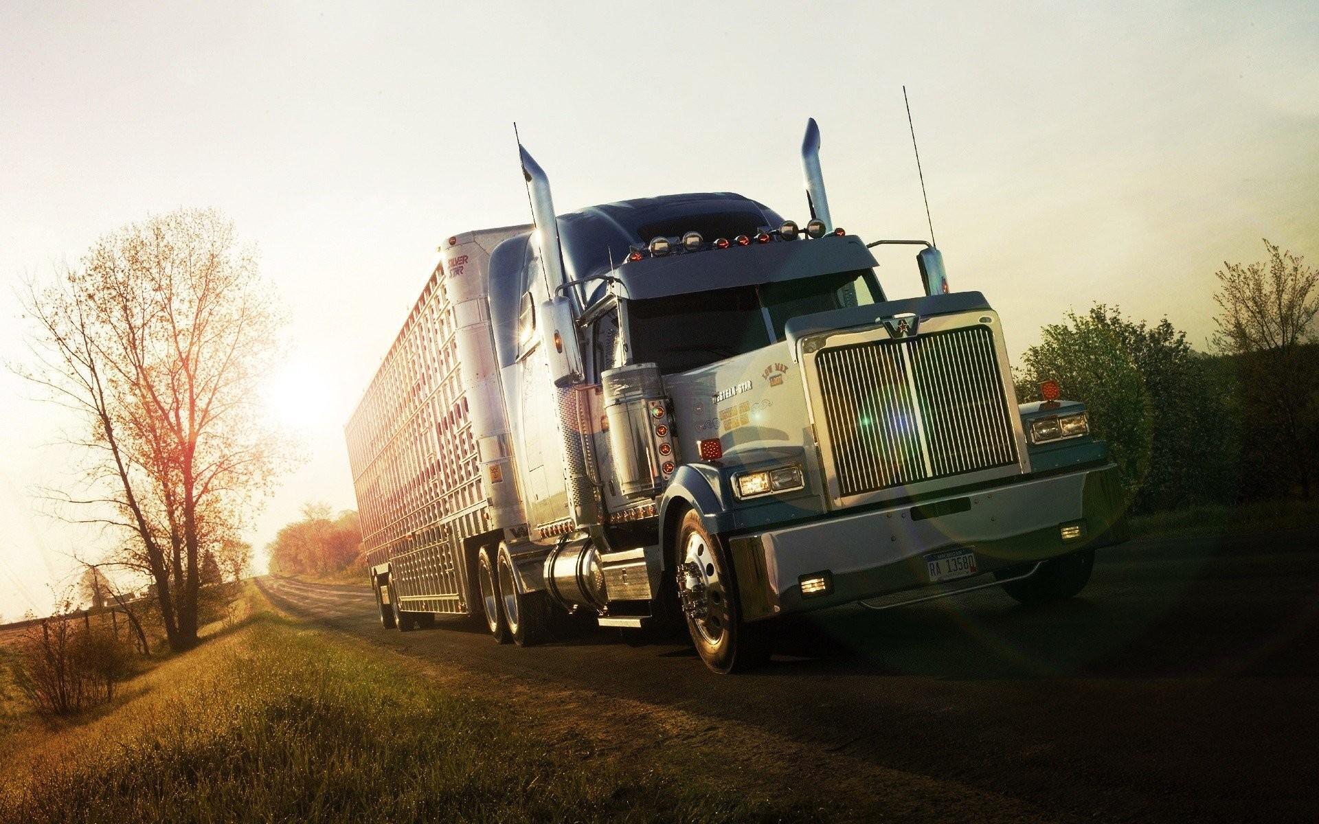 HD Wallpaper   Background ID:421207. Vehicles Western Star