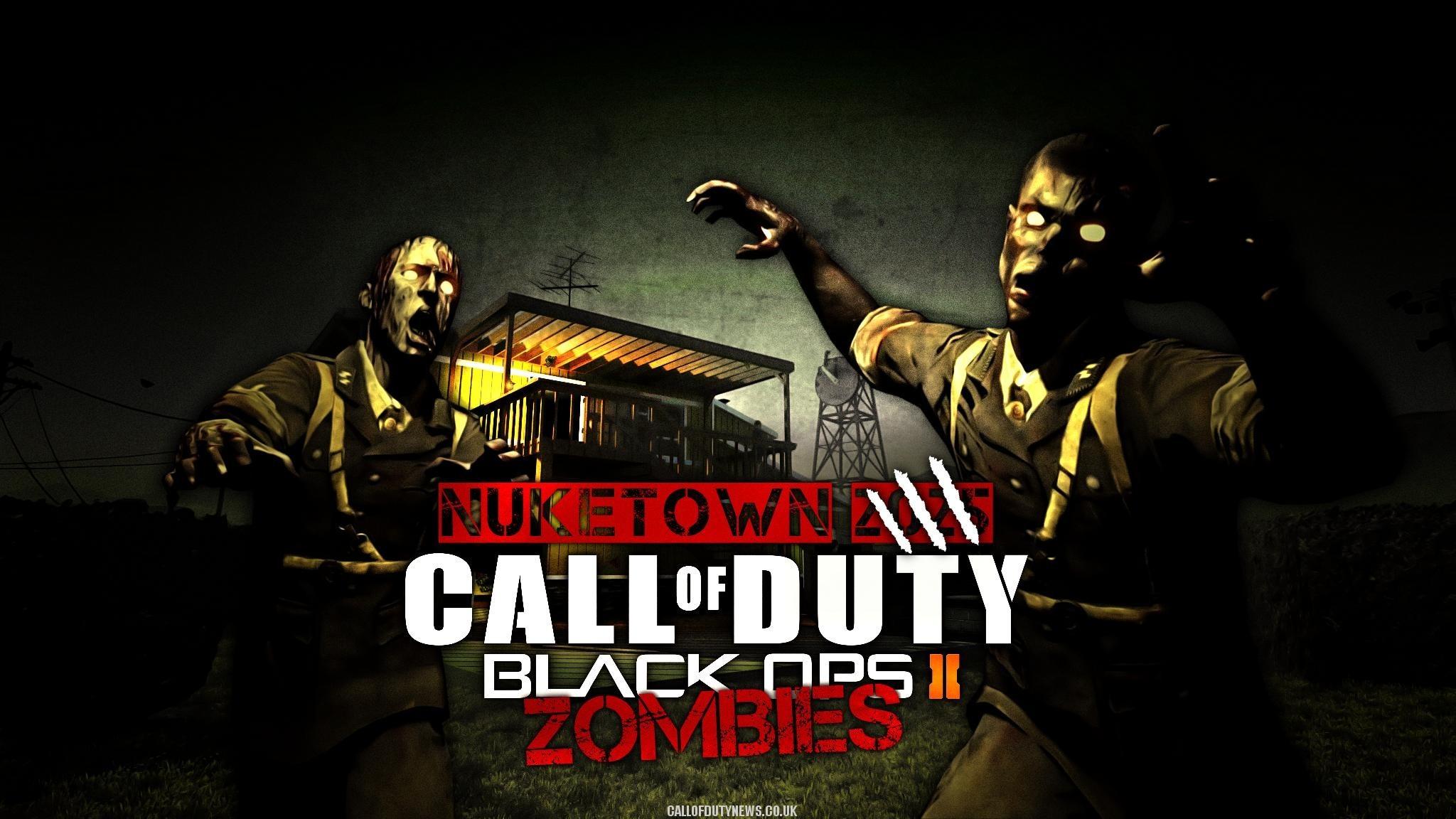 Call of Duty Black Ops 2 Zombie HD Wallpaper #944