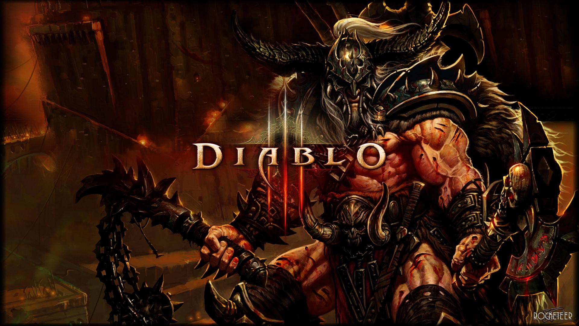 Diablo 3 Game HD Wallpapers