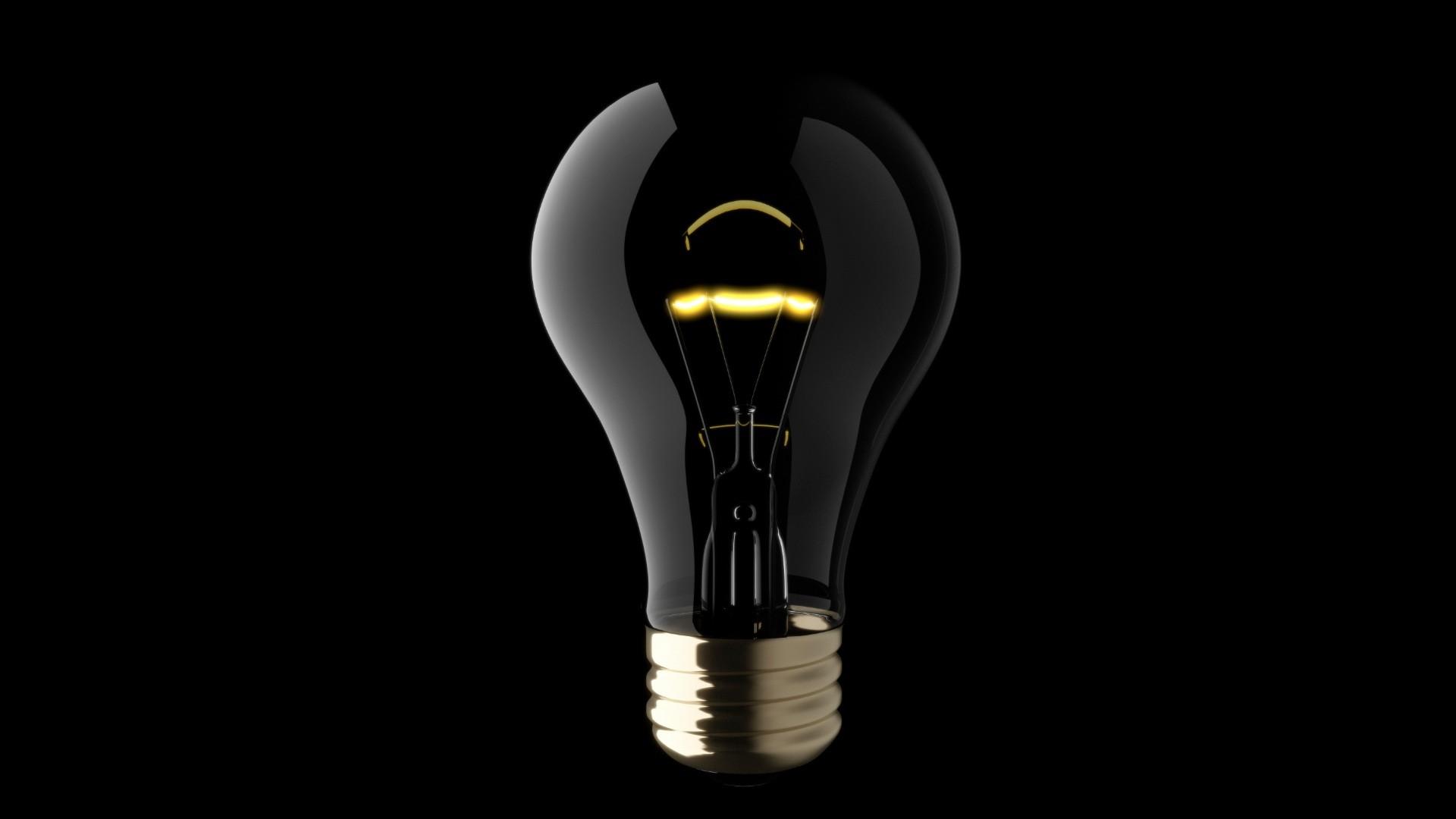 light Bulb Wallpaper by dragonxboy55 on DeviantArt   Light Bulb   Pinterest    Light bulb, Bulbs and Wallpaper