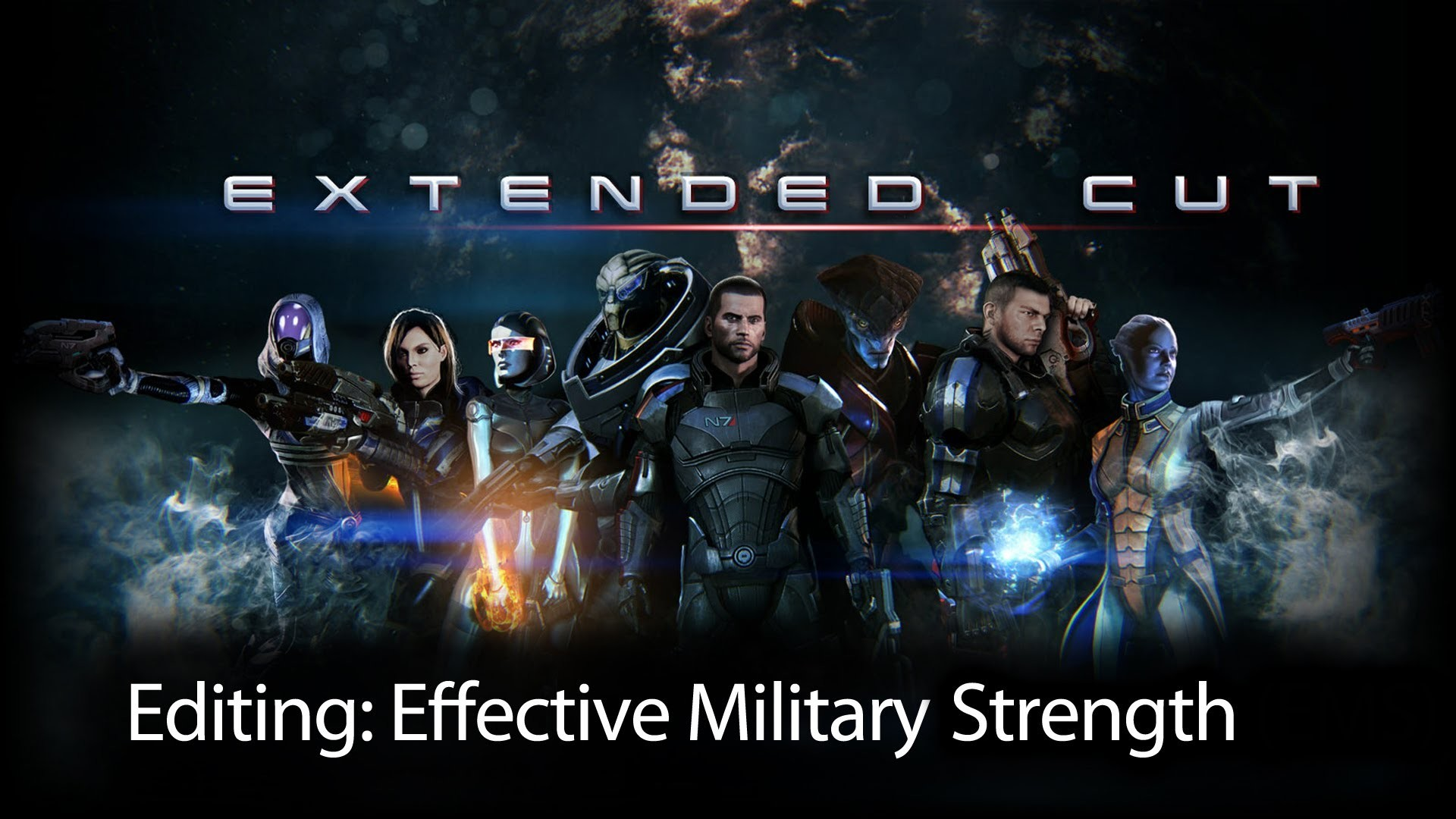 Edit Effective Military Strength (EMS) – [MASS EFFECT 3]