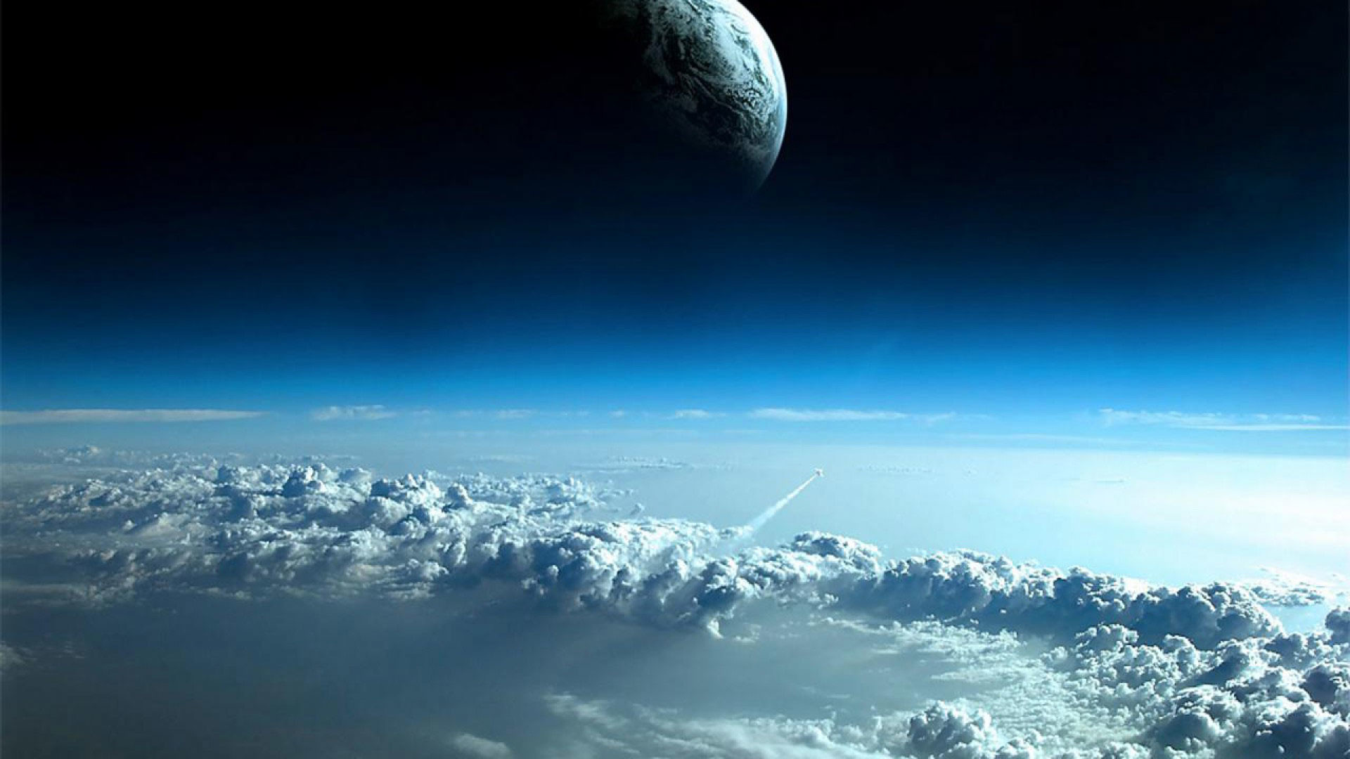 hd pics photos space planet clouds hd desktop background wallpaper