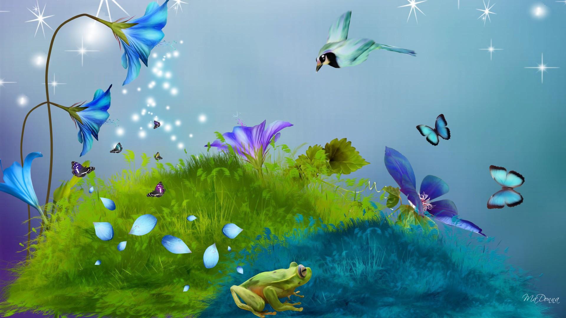 hd pics photos flowers animated natural desktop background wallpaper