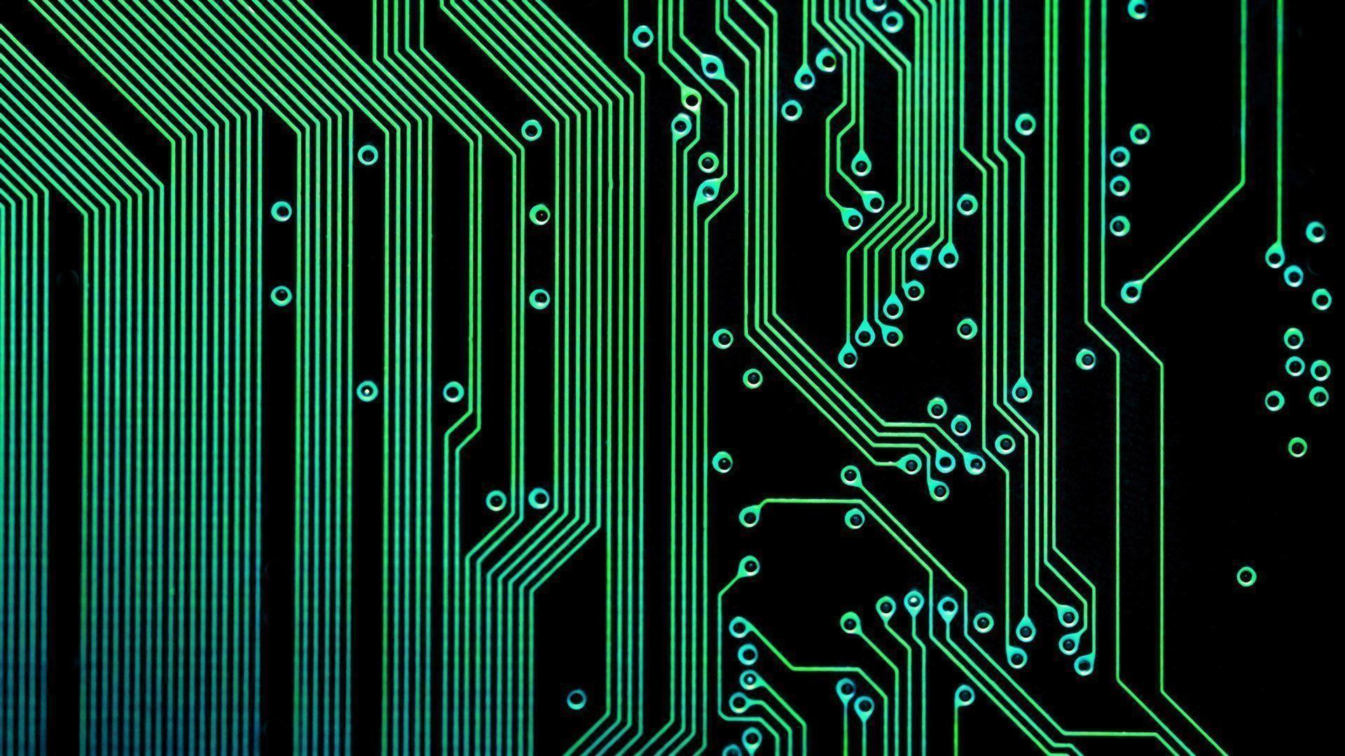Circuit Board Wallpapers