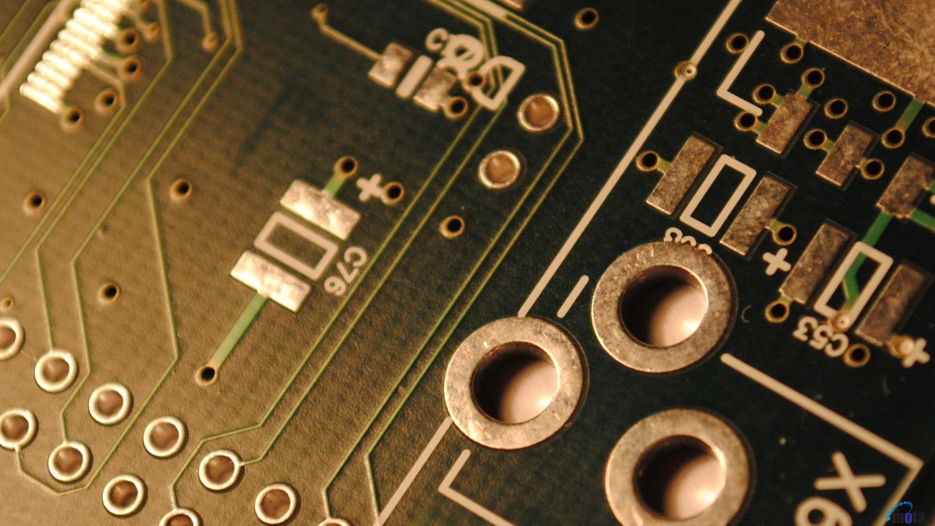Download Wallpaper PCB (printed circuit board) (1920 x .