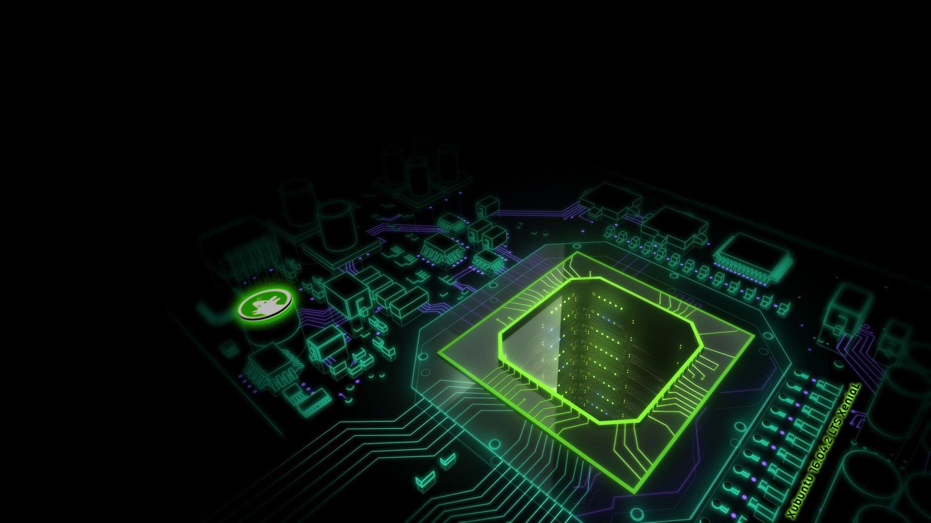 Circuit board Wallpaper 10101-flipped.jpg …