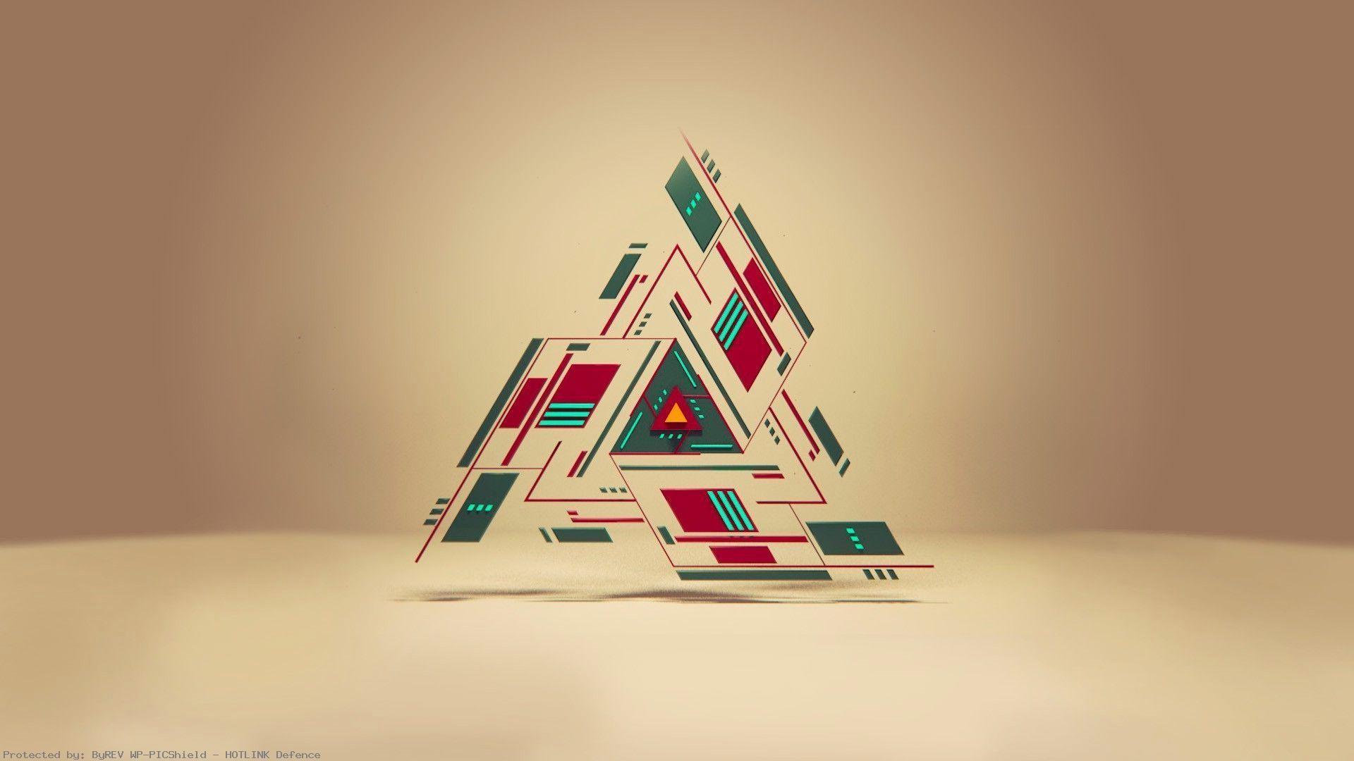 Triangle-wallpaper-wp60013072