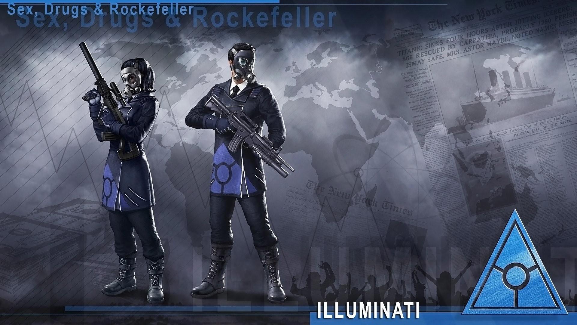 Secret World Illuminati 826530 …