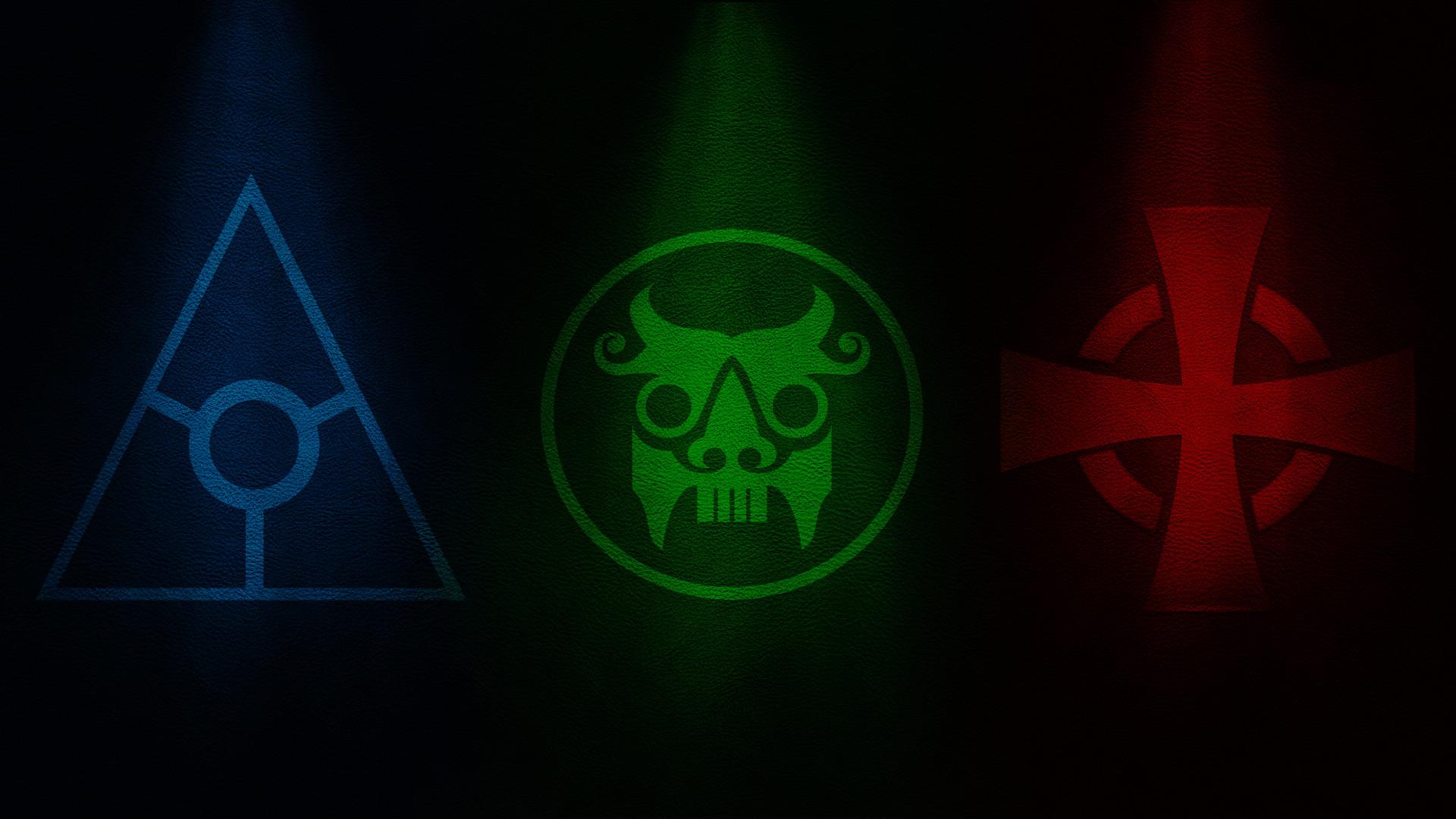 Combo Symbol The Secret World Wallpaper by BlackLotusXX on .