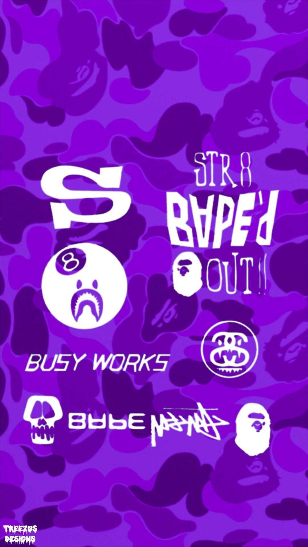 … stussy bape wallpaper …