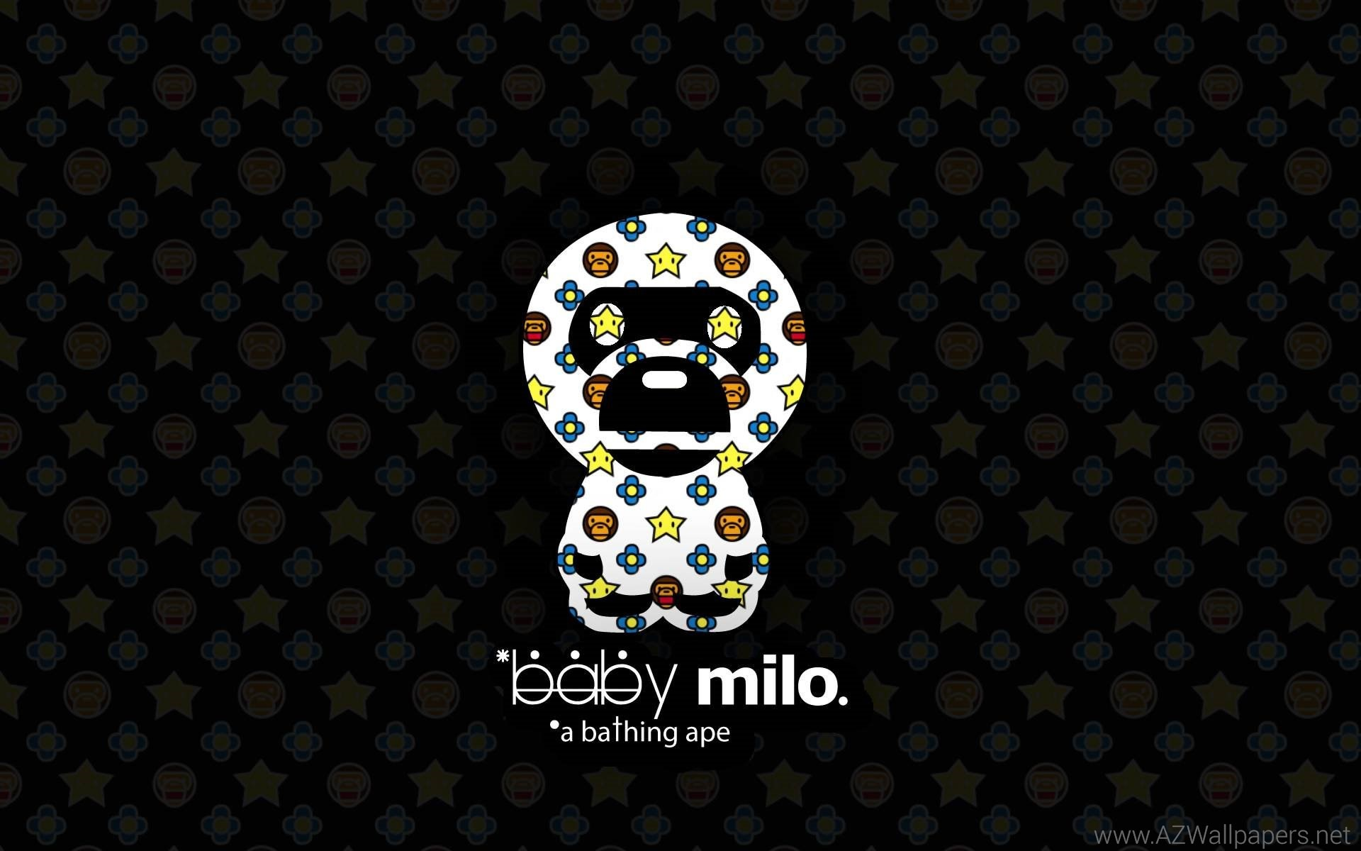 High Resolution Awesome Bape Milo Wallpapers HD 6 Full Size .