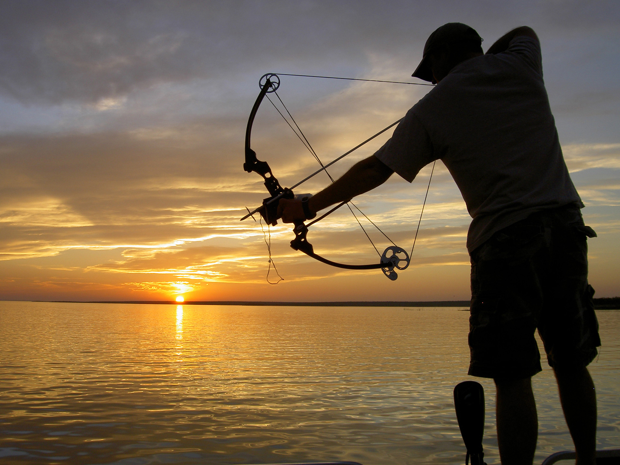 Bowfishing for Carp – Hunting or Fishing?