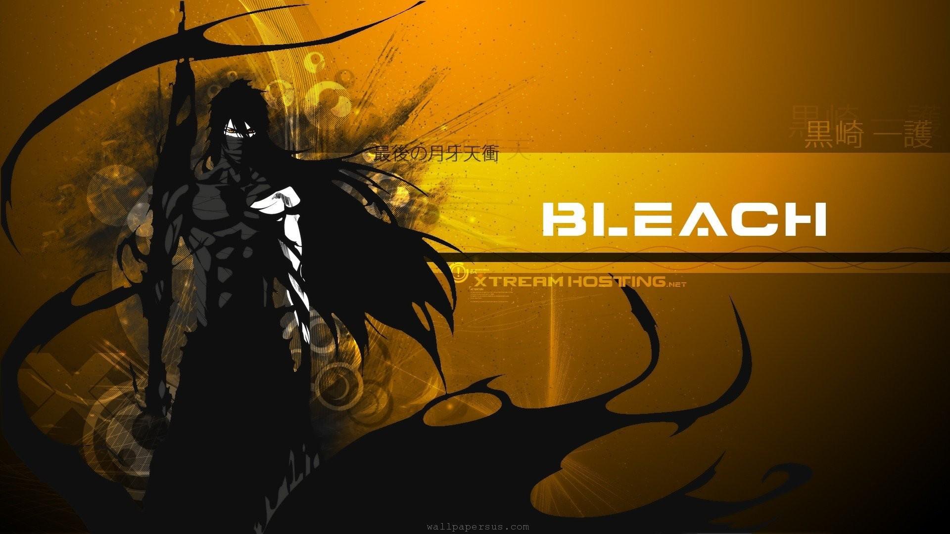 Bleach Ichigo Final Getsuga Tenshou