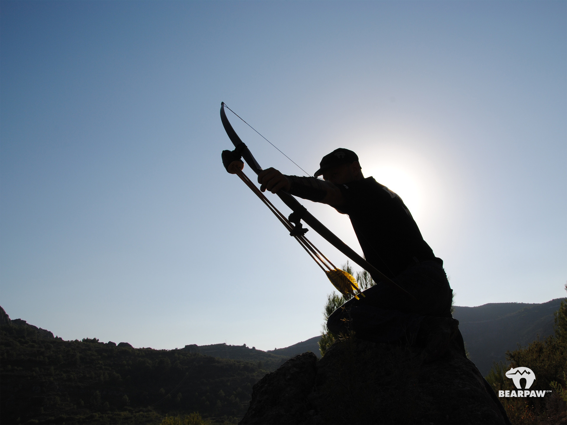 Mobile Compatible Archery Wallpapers, Garland Shadle