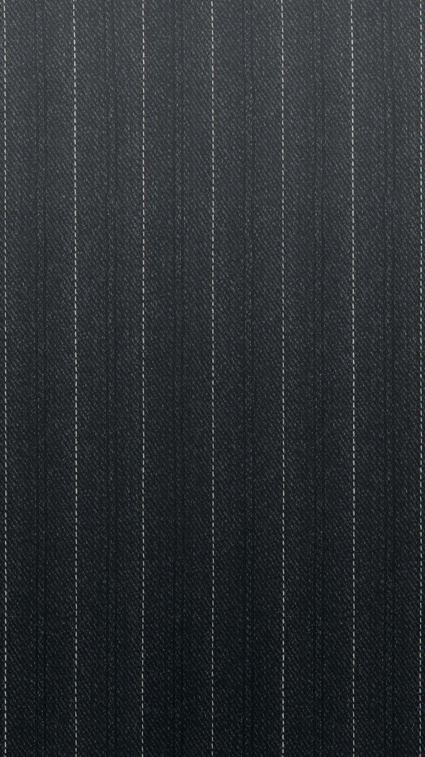 Preview wallpaper stripes, cloth, gray, vertical, lines 1440×2560