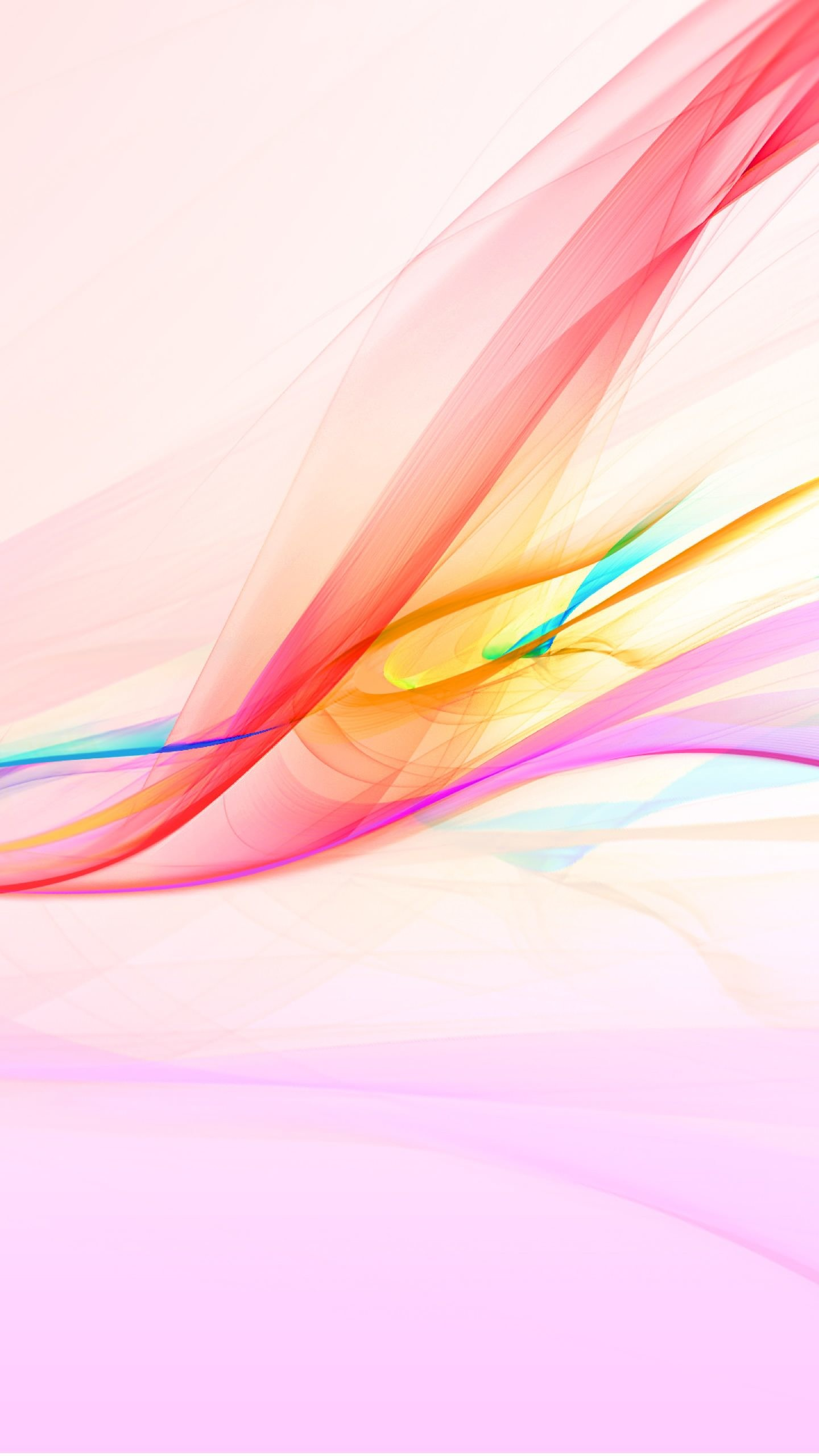 Cute colorful graphics Android SmartPhone Wallpaper