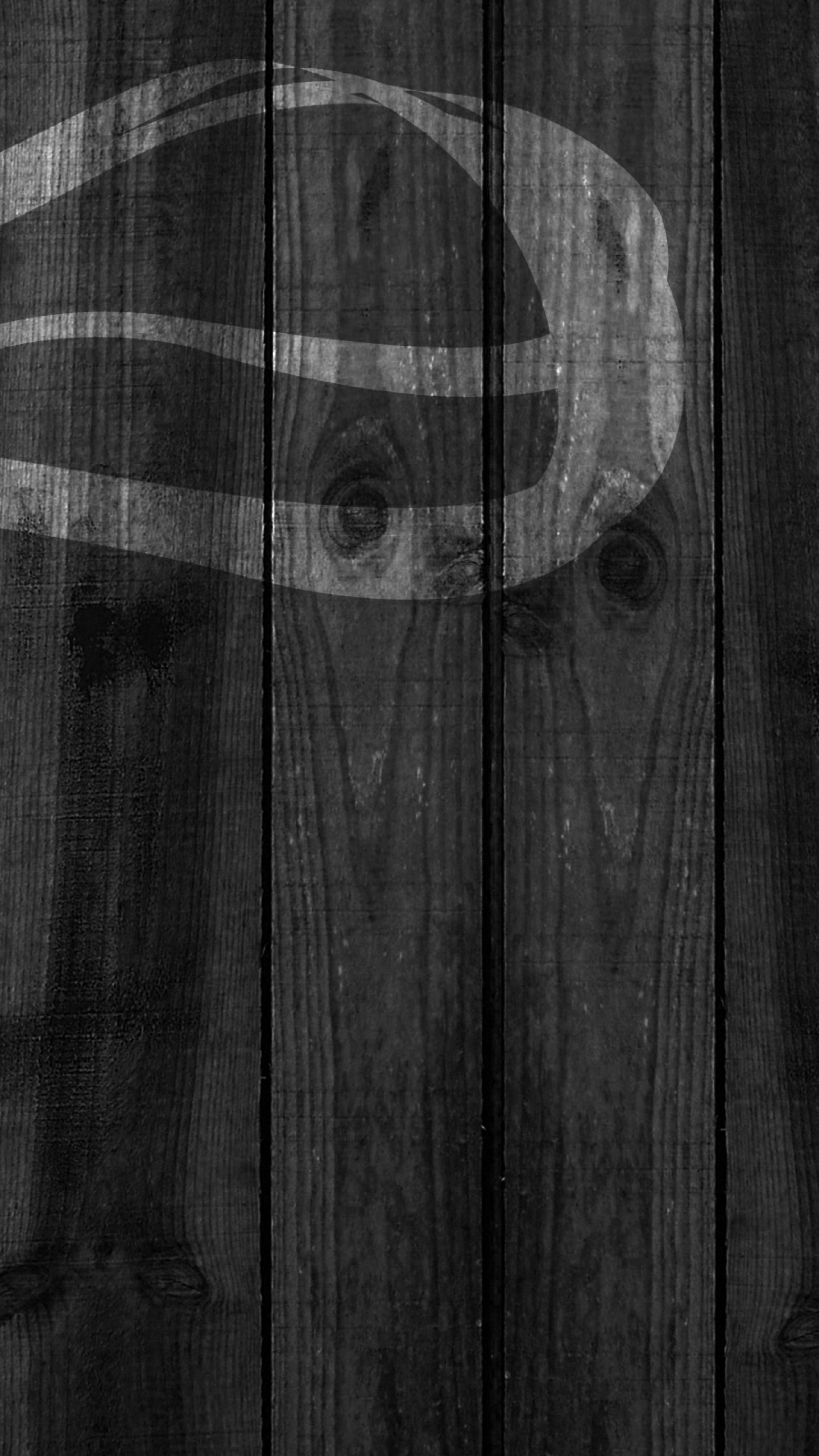 Wallpaper wooden, black white, boards, vertical