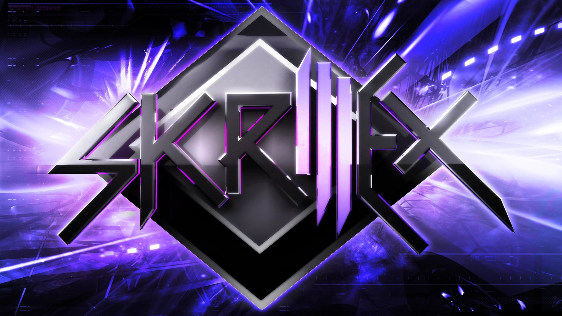 Download 3D Skrillex HD live wallpaper for android, 3D Skrillex HD