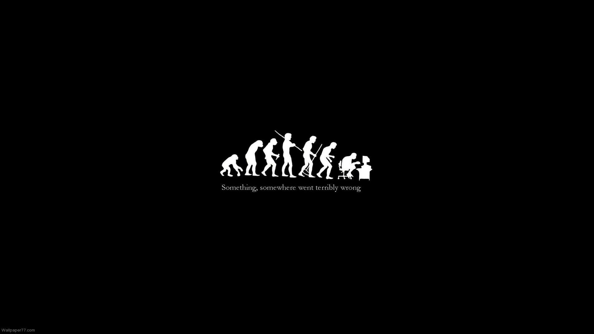 funny, evolution, ironic, wallpapers, wallpaper, desktop, cute, fun