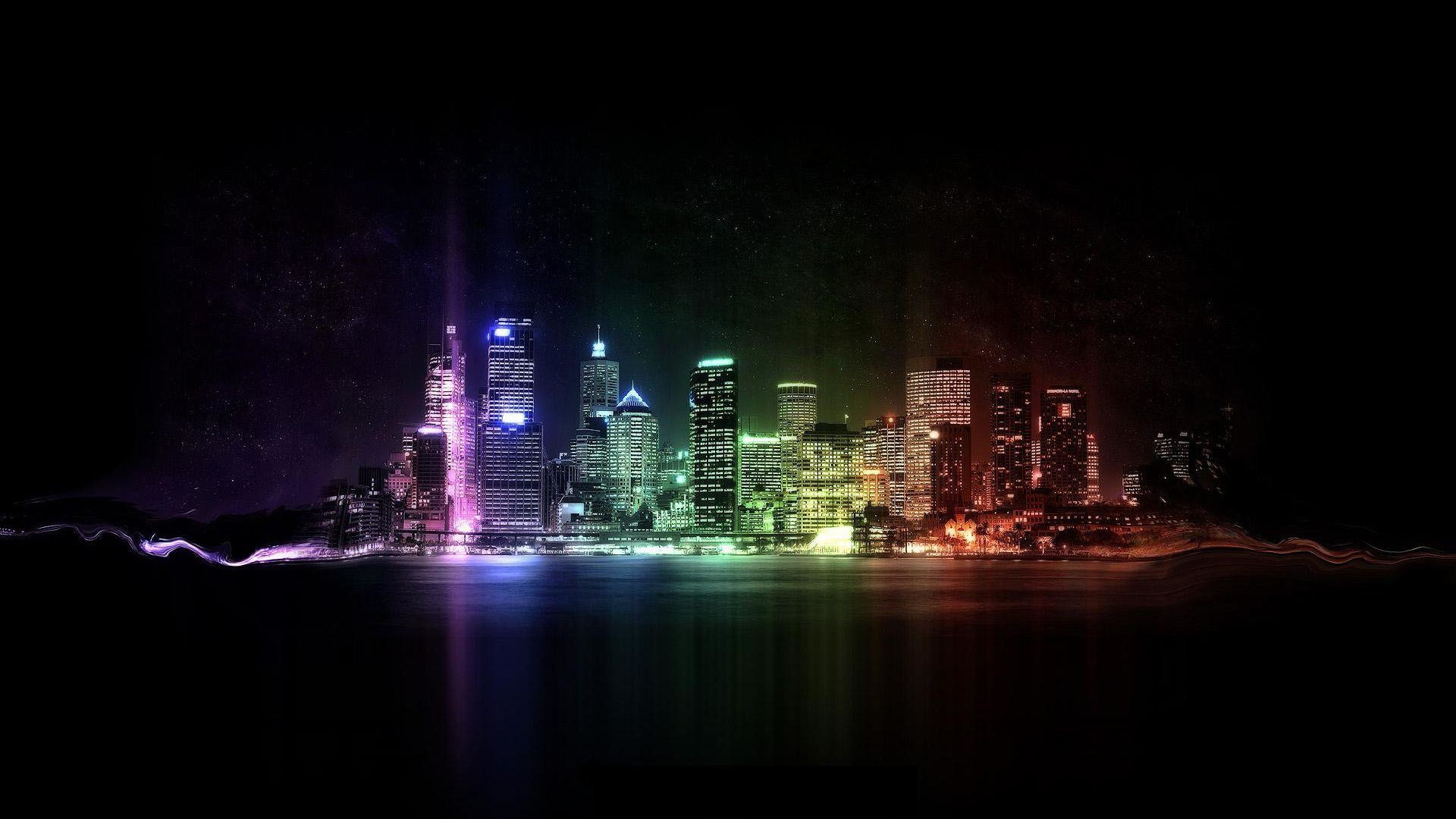 City Of Lights Wallpapers   HD Wallpapers