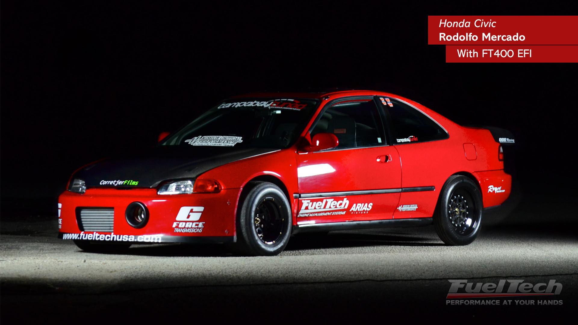 Honda – Rodolfo Mercado