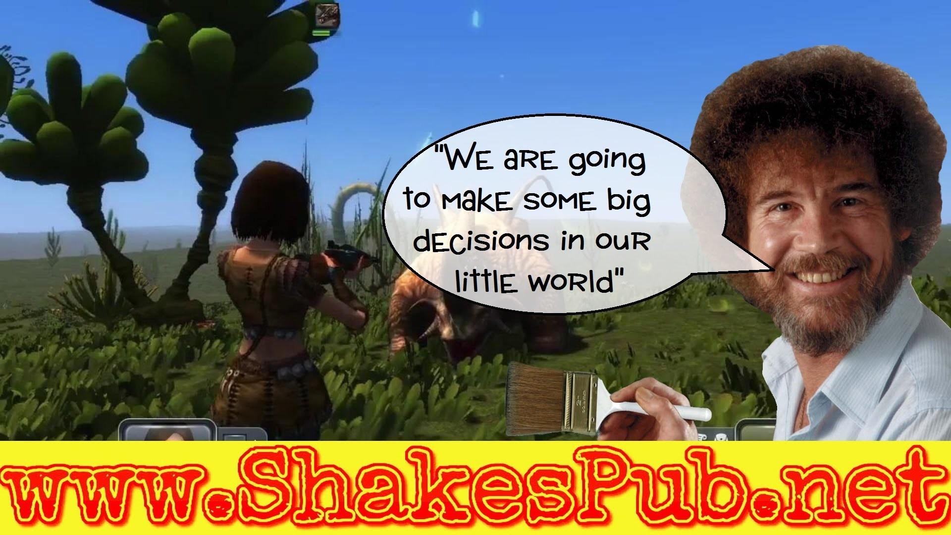 "*SHAKE PLAYS* Planet Explorers- The ""Bob Ross"" Game [1080/Max] – YouTube"