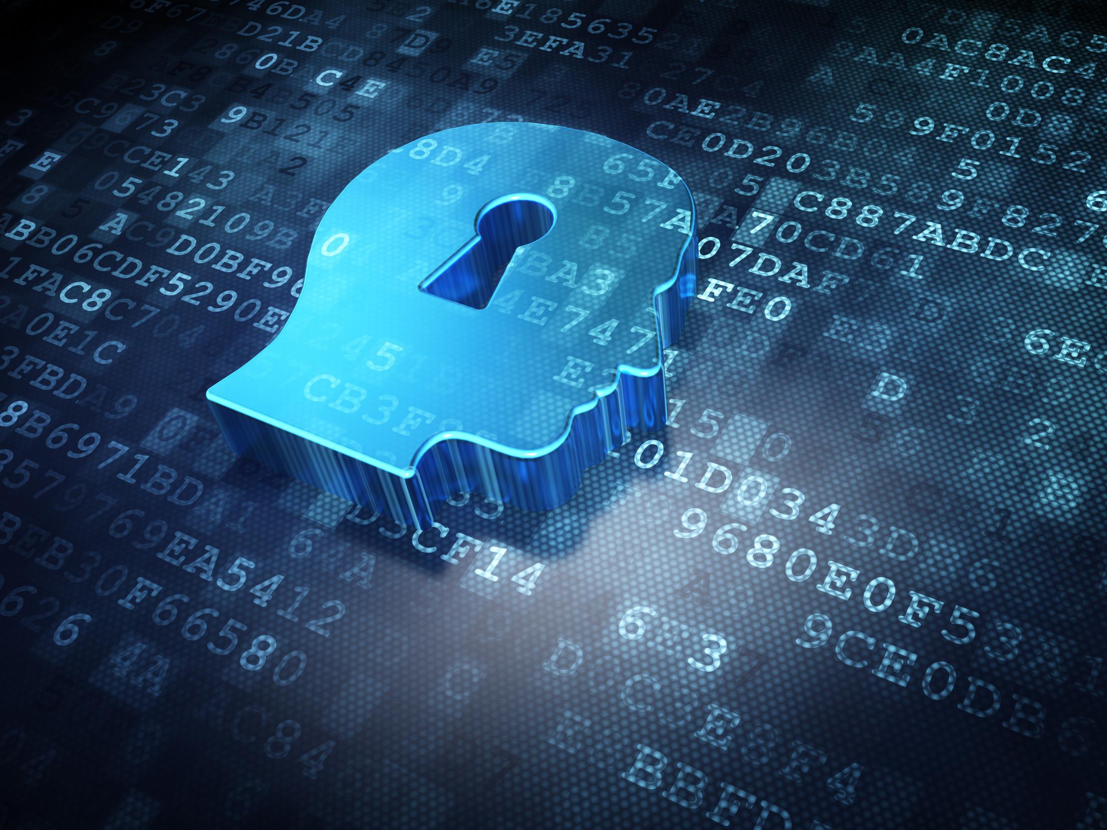 Brain Lock Cloud Security 3D Wallpaper Picture HD Free Download #7829892992  Wallpaper