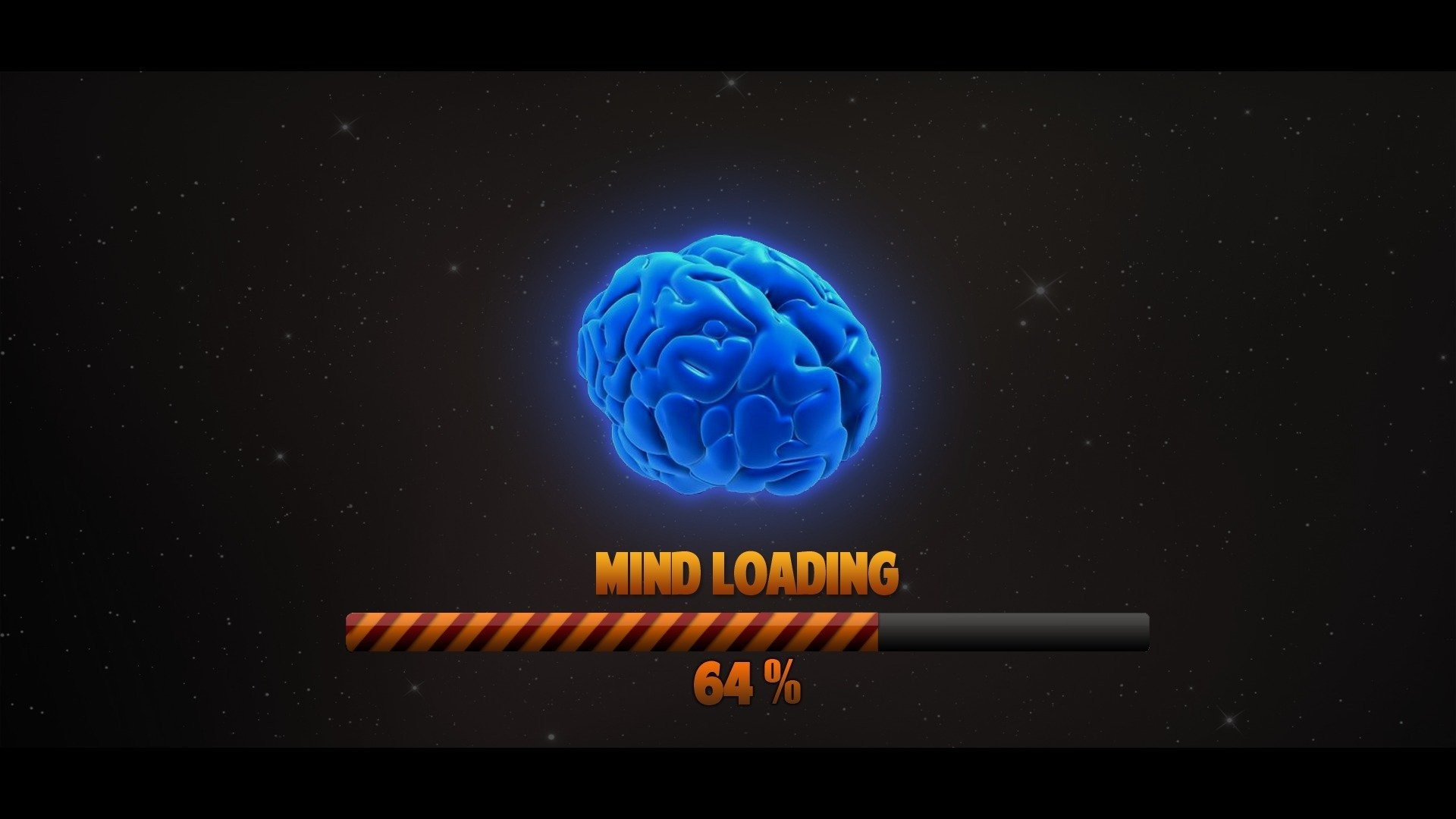 brain mind loading space percentages