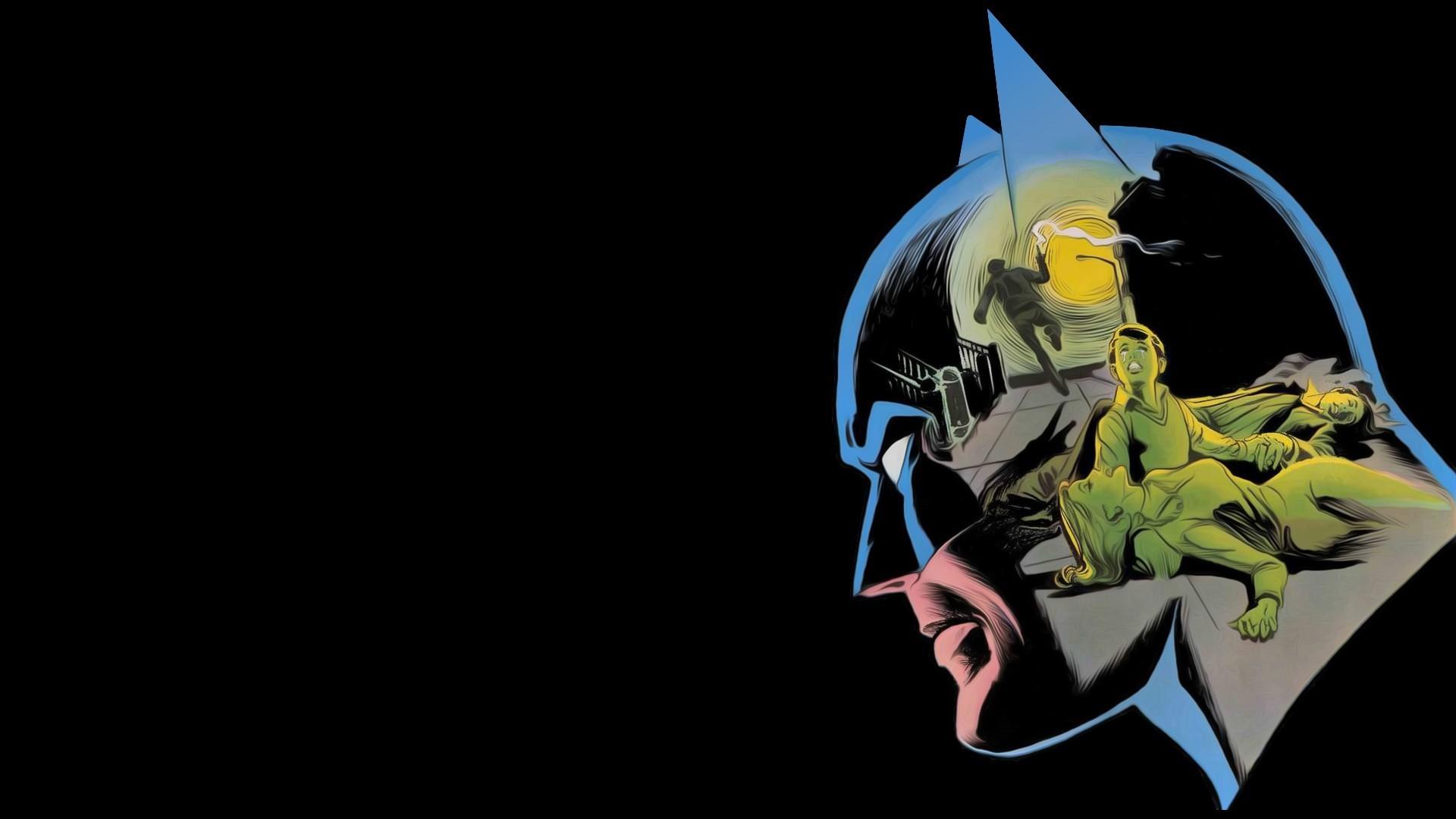 Batman brain wallpaper