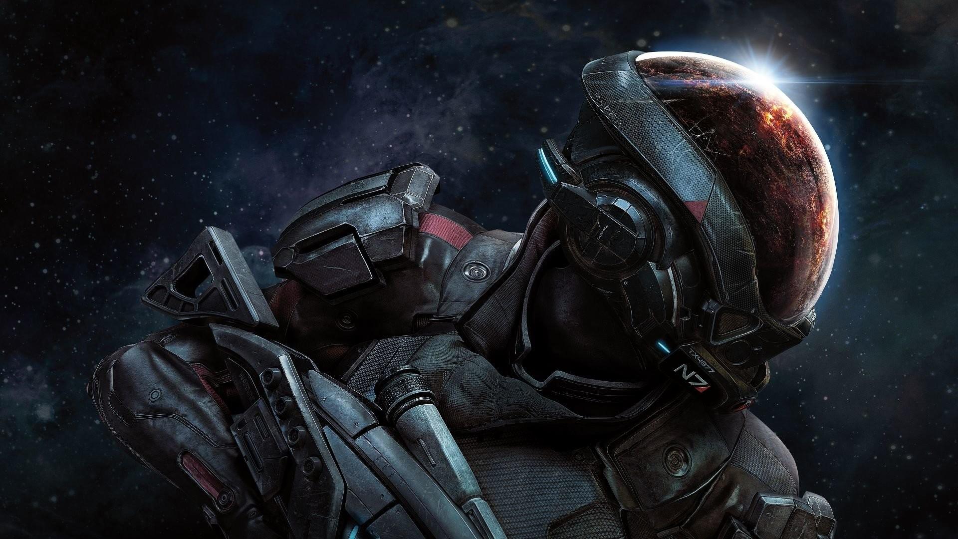 Video Game – Mass Effect: Andromeda Wallpaper
