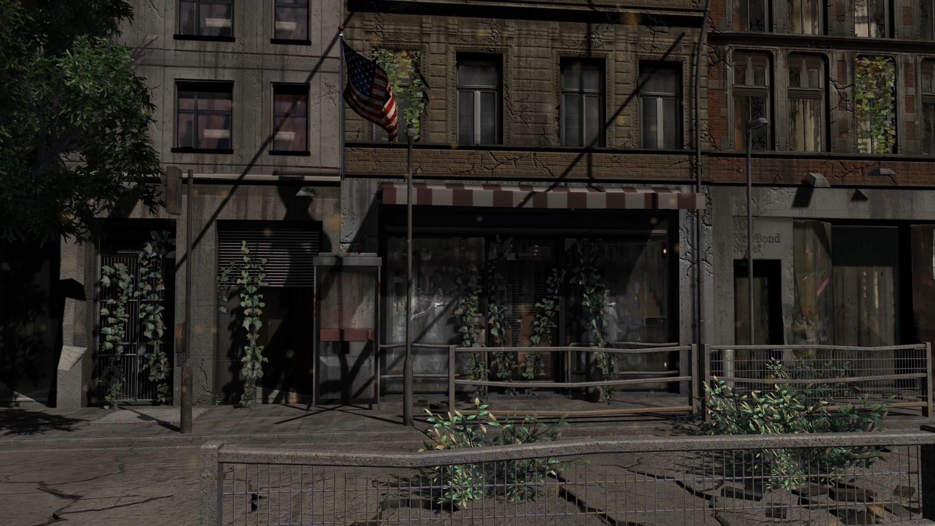 Apocalypse City Video Background Scene – royalty Free Video Background 7 –  YouTube