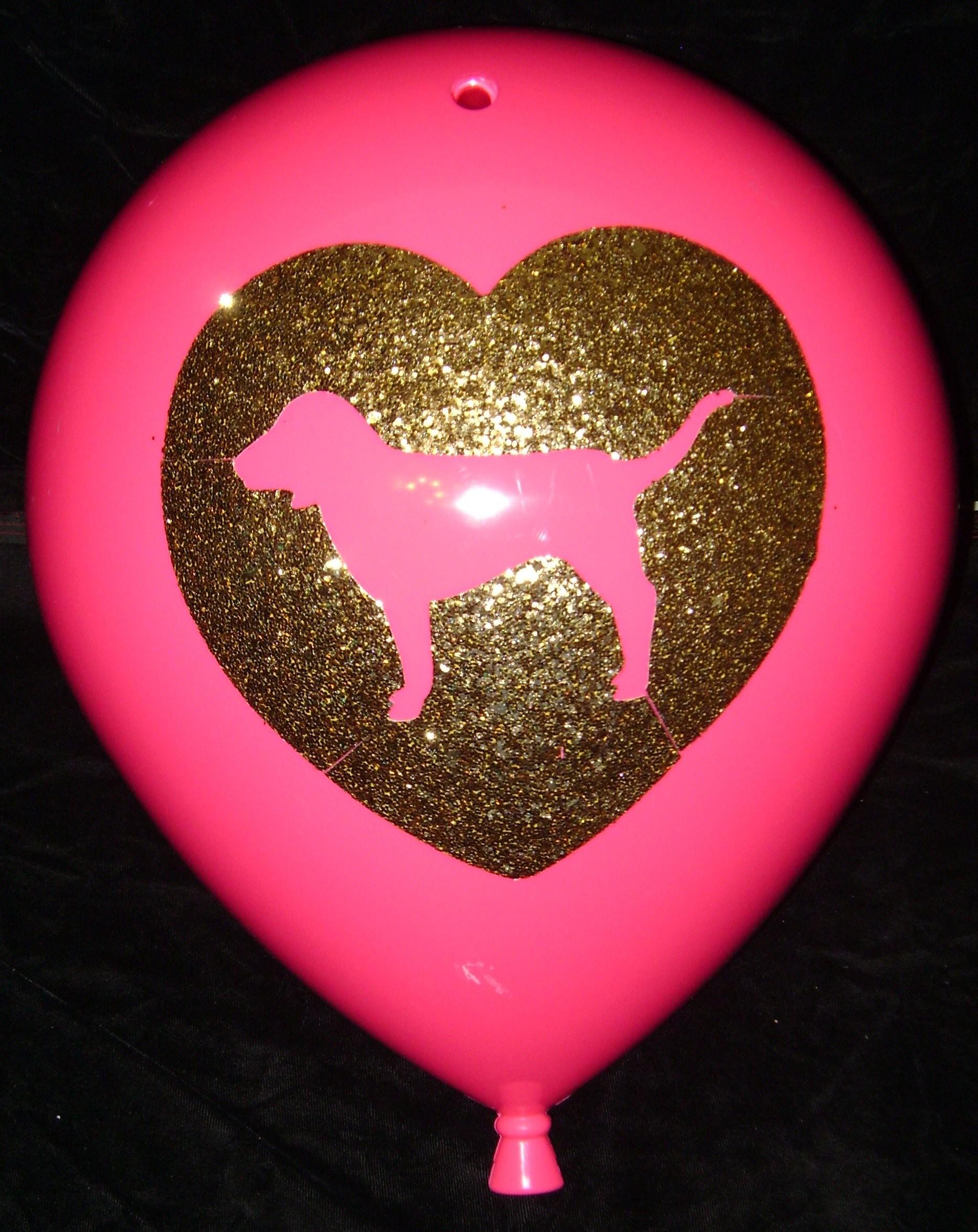 Wallpapers Pink Victoria Secret Victorias Dog Balloon .2 .
