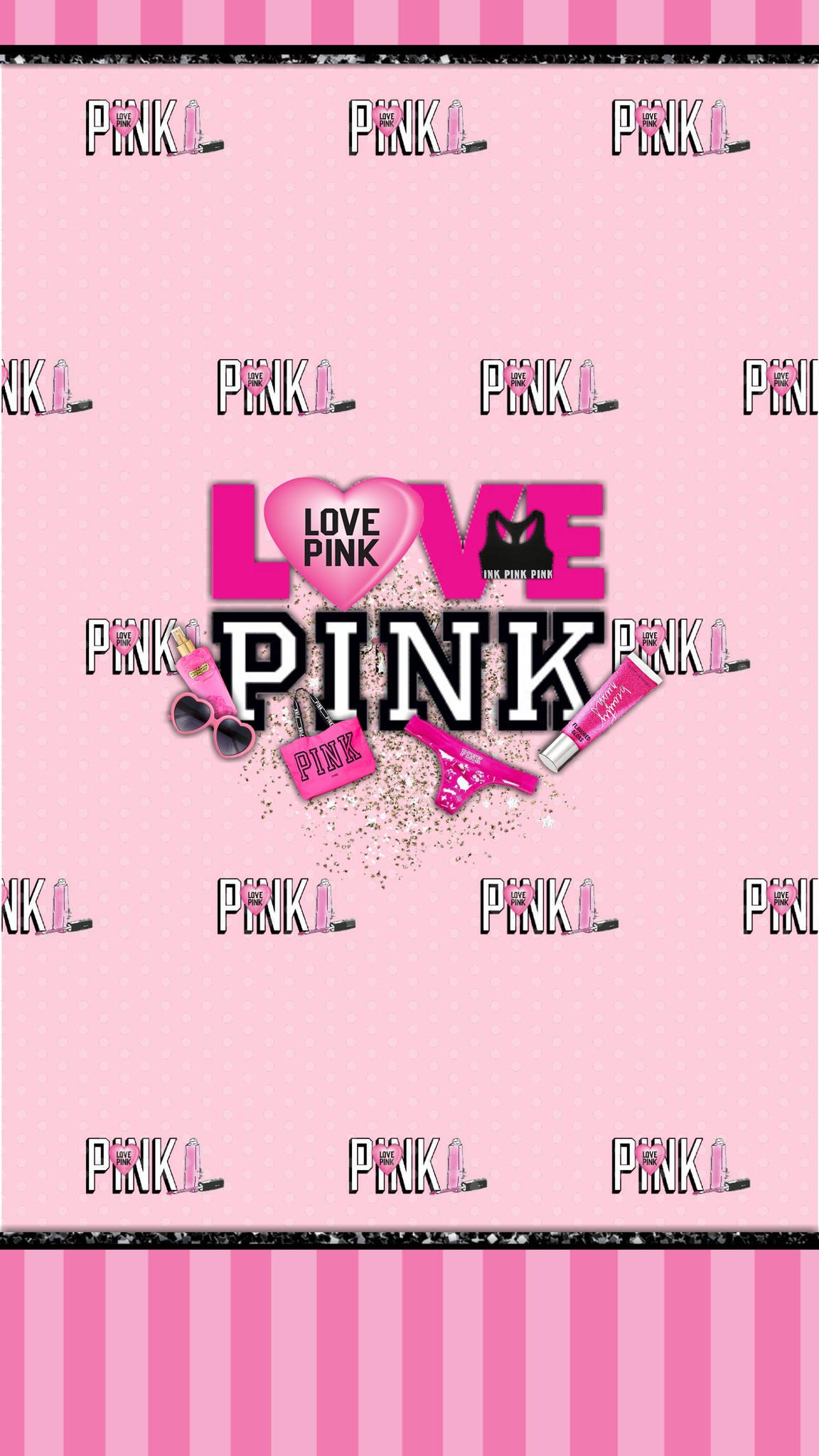 Dropbox – Totally pink. Victoria Secret …