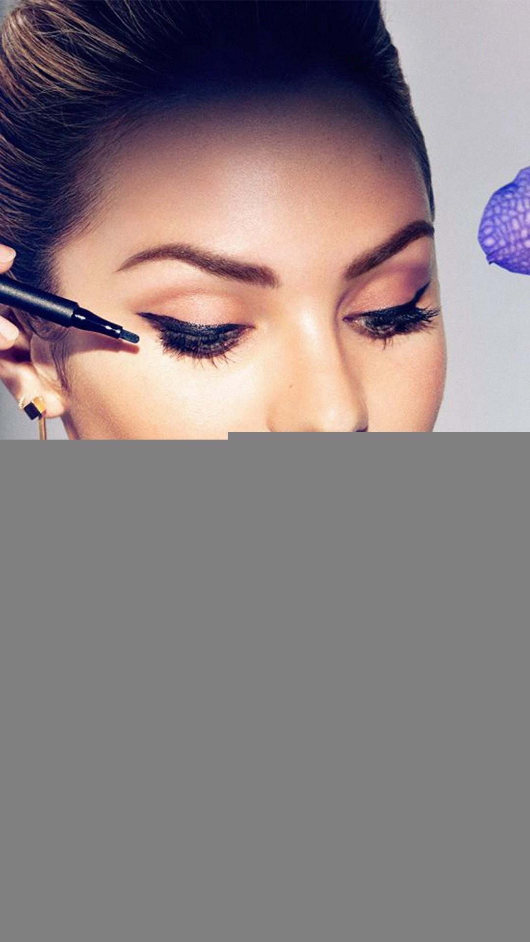 Candice Swanepoel Victoria Secret Model iPhone 8 wallpaper